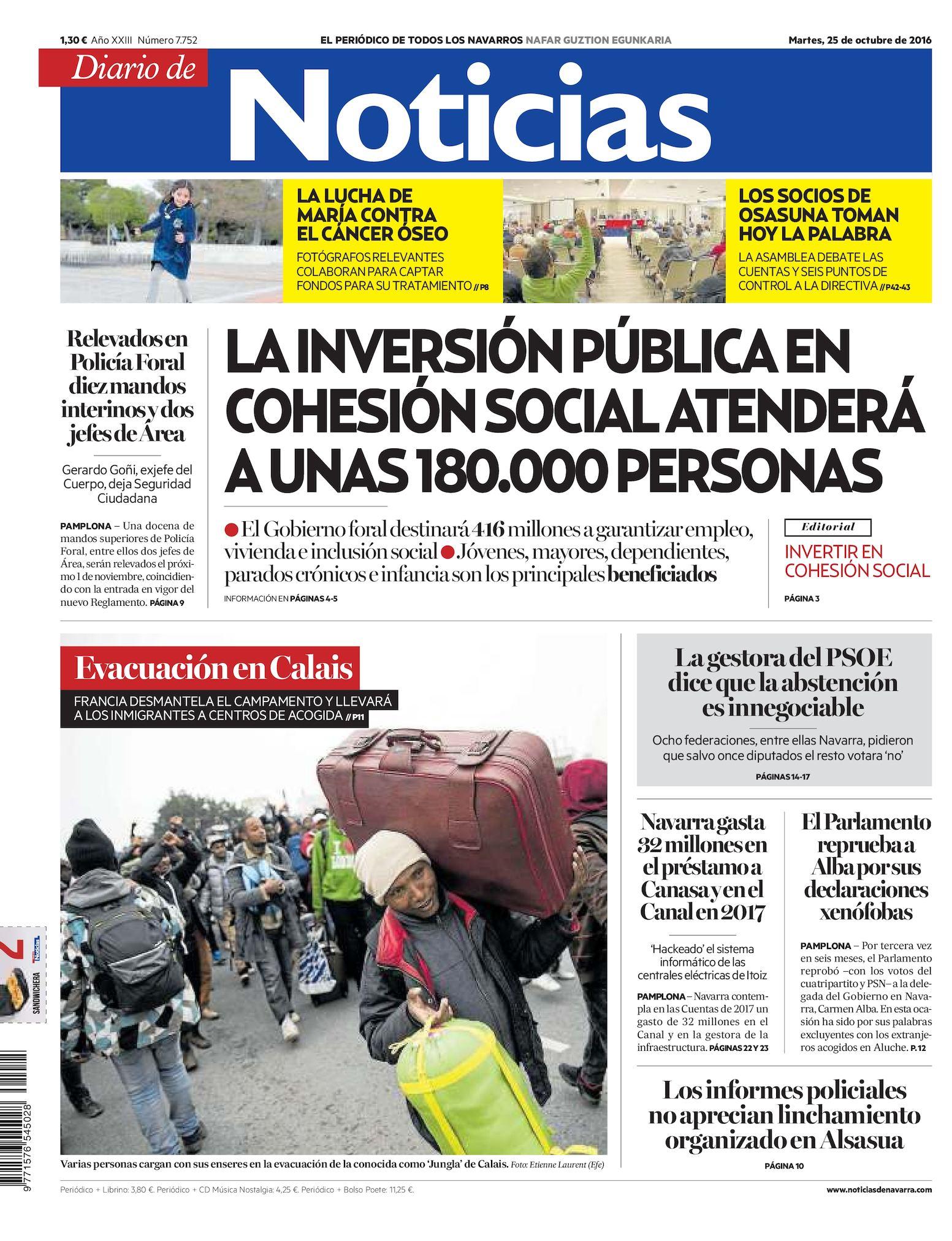 timeless design e35cd 54dff Calaméo - Diario de Noticias 20161025