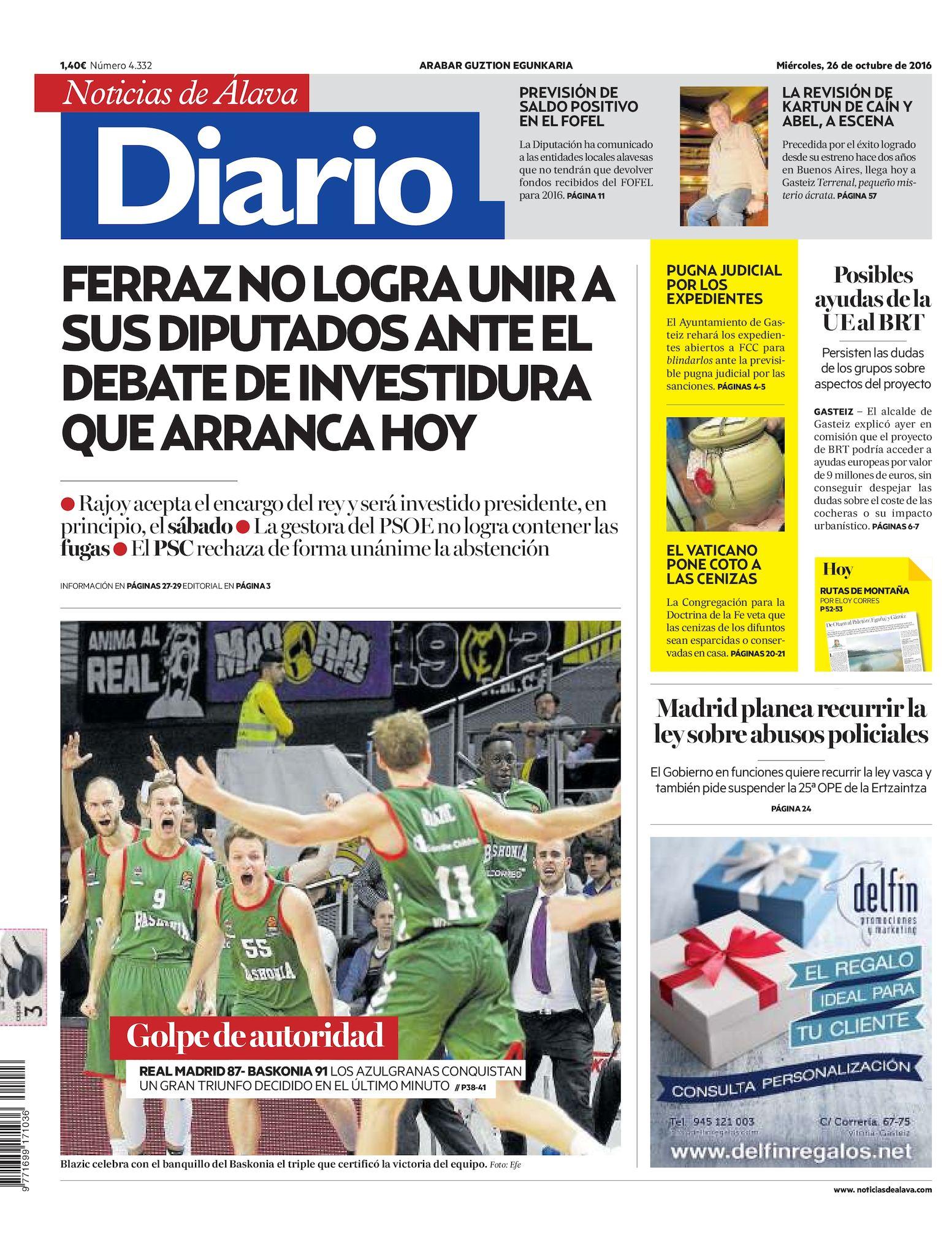 Calaméo - Diario de Noticias de Álava 20161026 f00ceca833b14