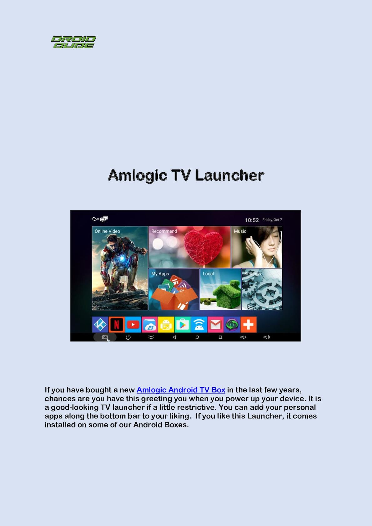 Top 13 Tv Launchers For Android Tv Boxes - CALAMEO Downloader