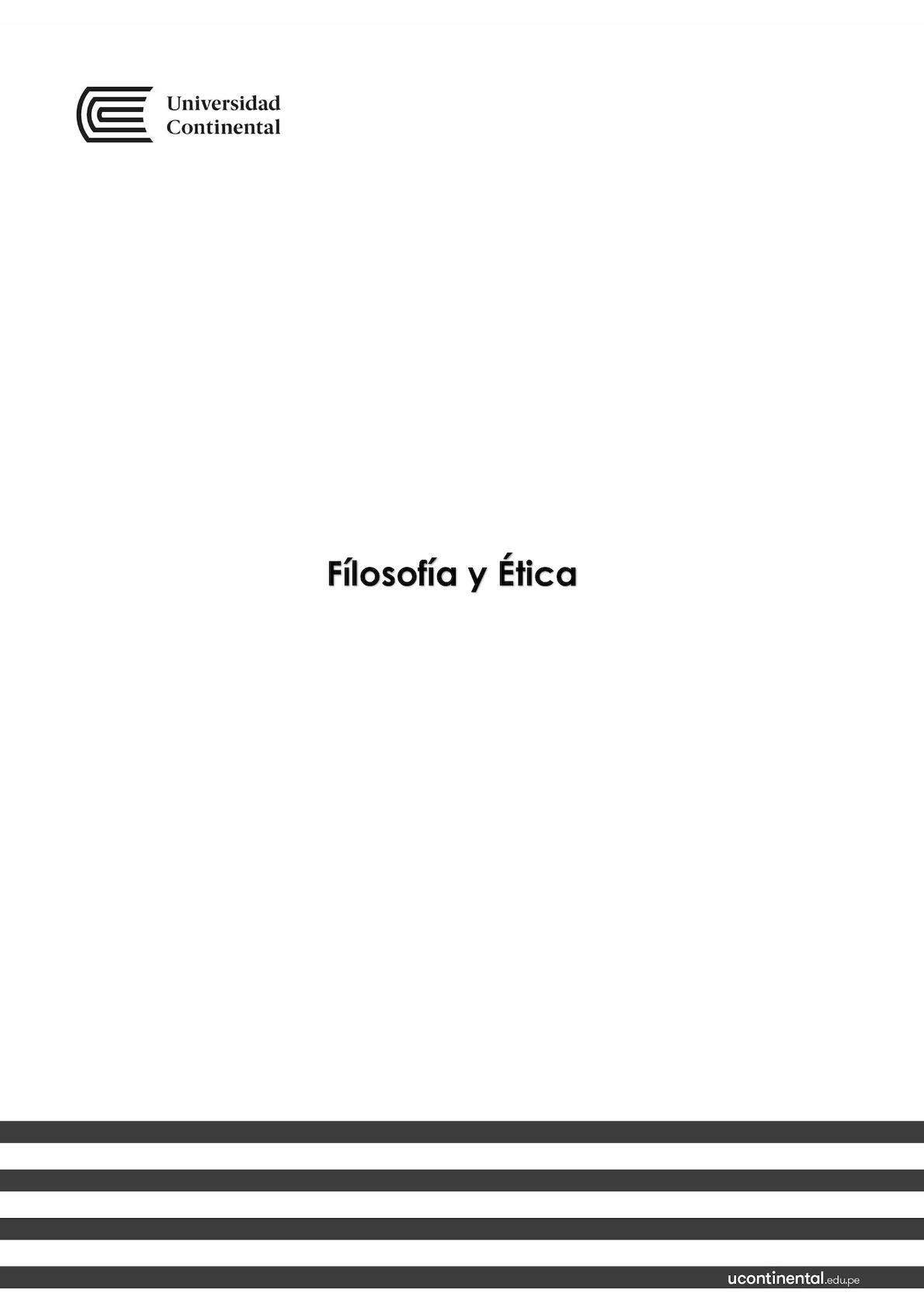 Calaméo Texto De Estudio Filosofía Y ética 2016