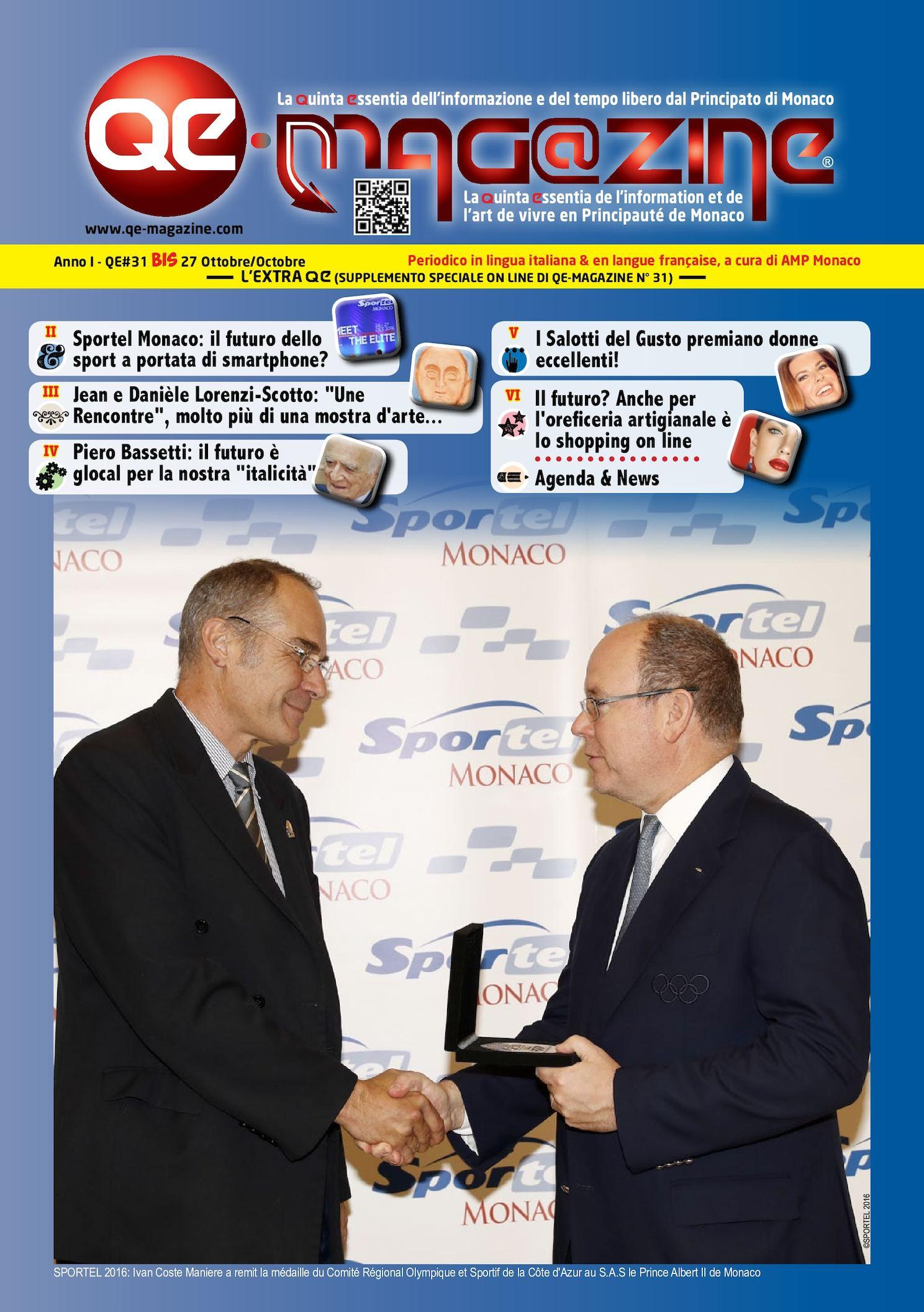 2602650983f4 Calaméo - QE-MAGAZINE  31Bis periodico d informazione dal Principato di  Monaco edito da AMP Monaco