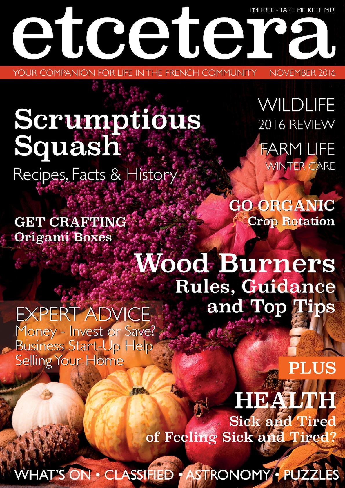 buy online best cheap cheap Calaméo - etcetera magazine November 2016