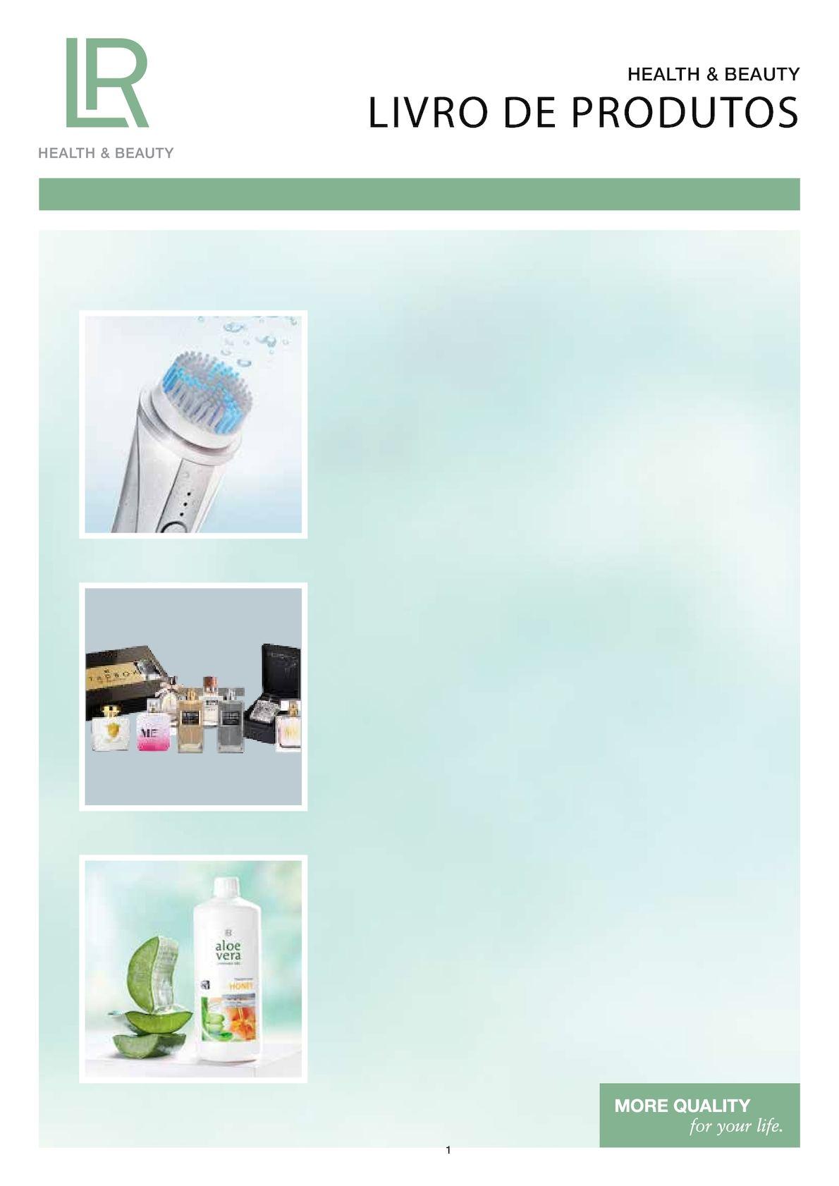 Calaméo - Manual De Produtos LR 3a04bb04bf