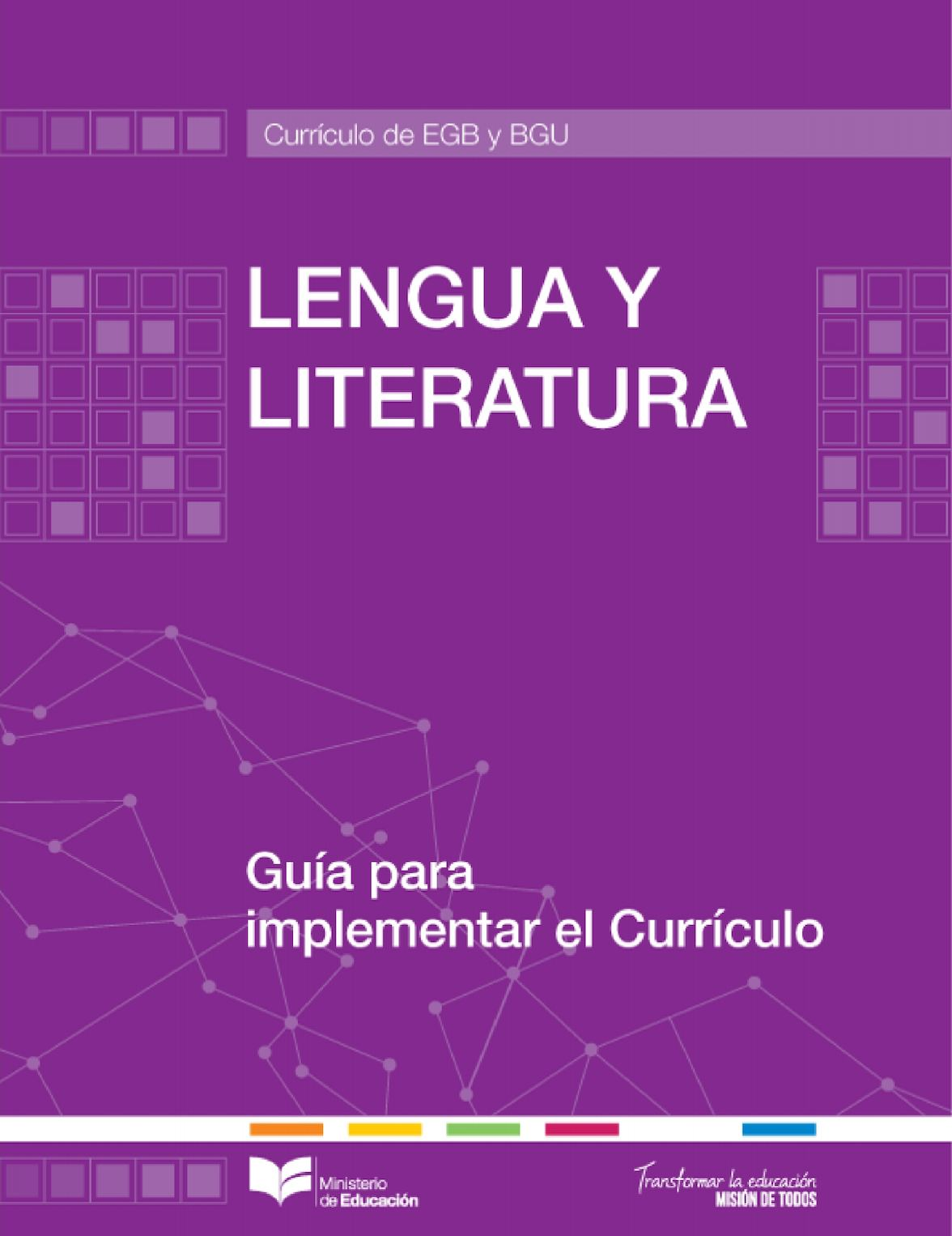 Calamo Guia Lengua Y Literatura