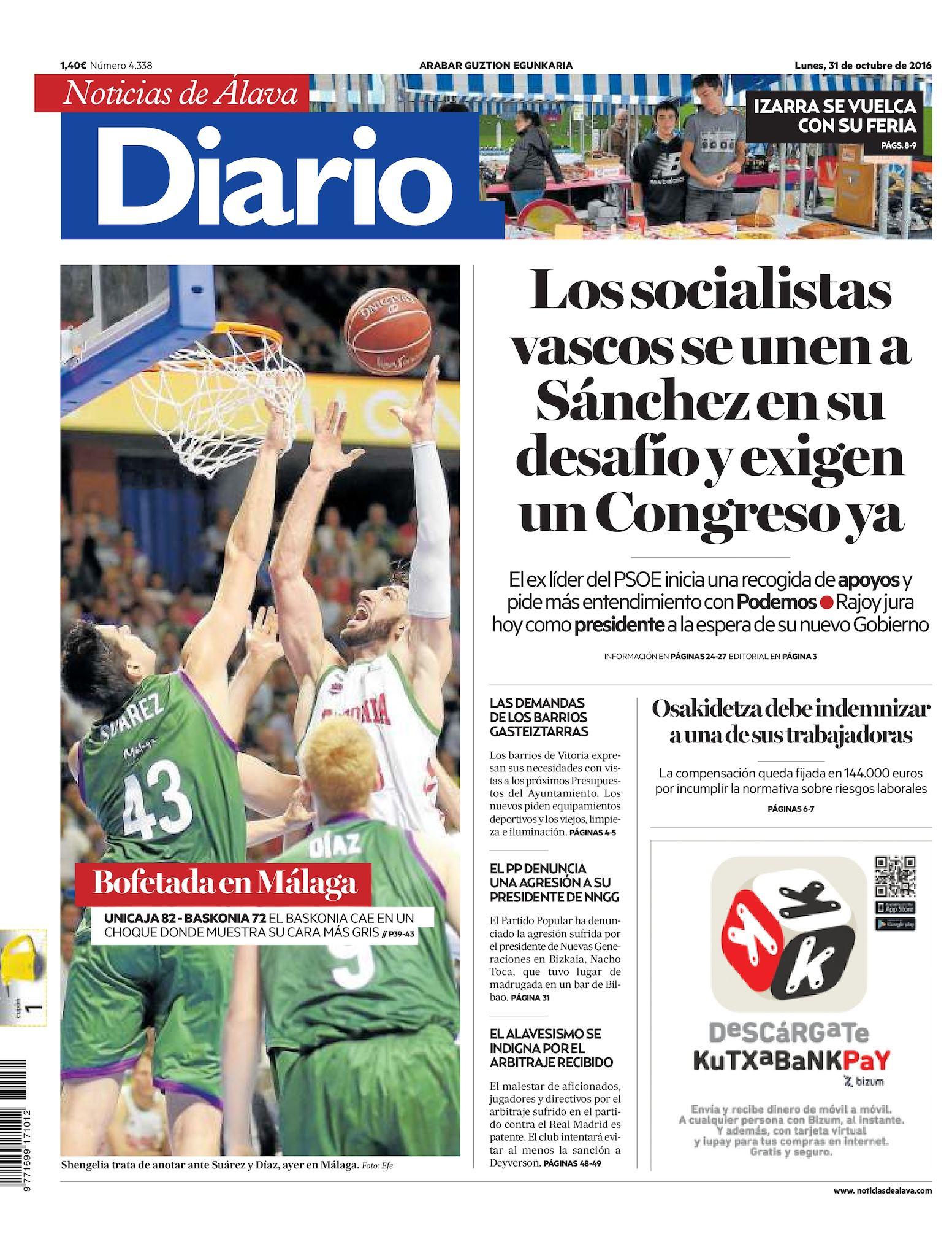 Calaméo - Diario de Noticias de Álava 20161031 9f3afbb2b8b69