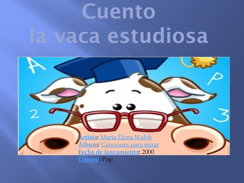 Calaméo Cuento La Vaca Estudiosa