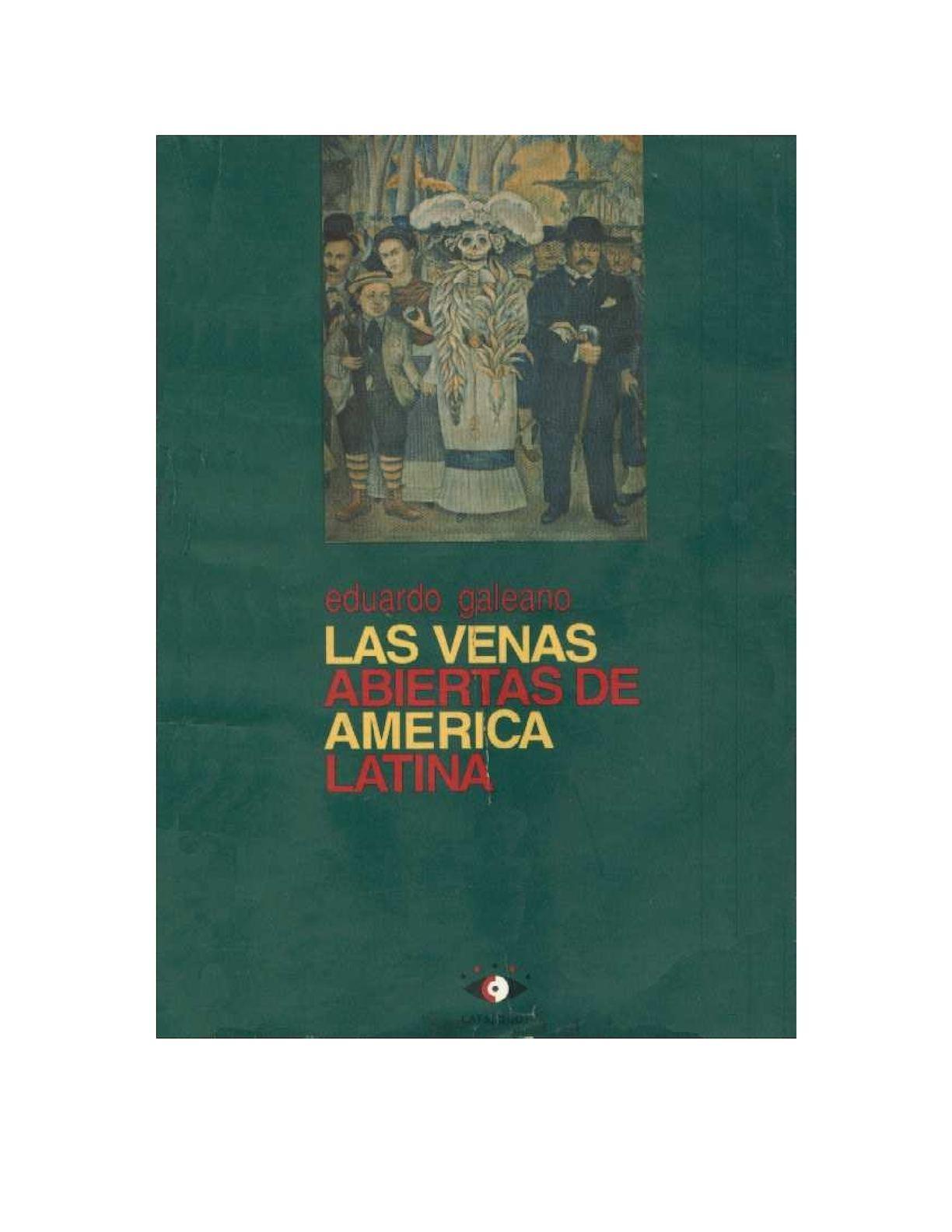 9bae7d50e58a Calaméo - Eduardo Galeano Las Venas Abiertas De América Latina
