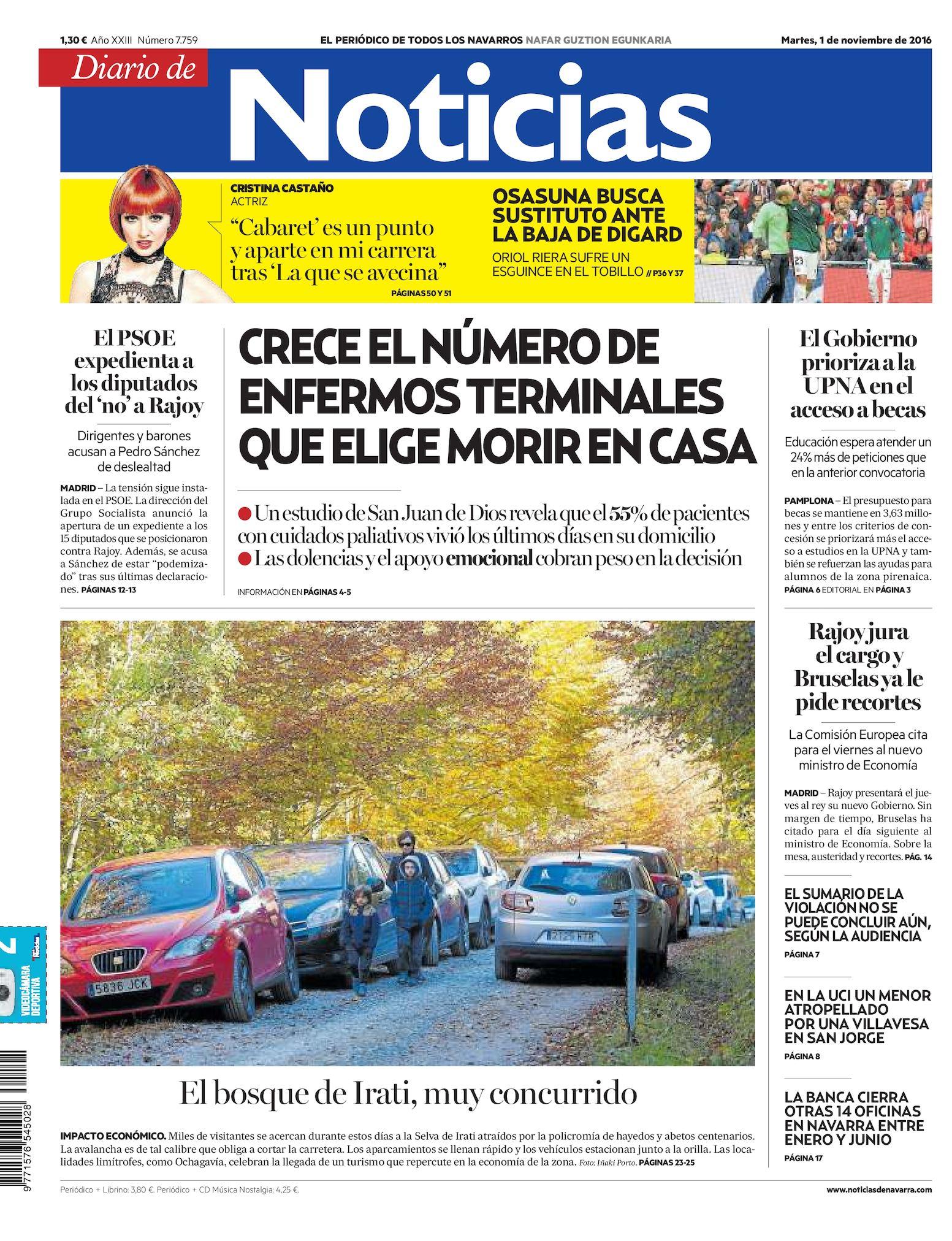 82e28f5d1aae Calaméo - Diario de Noticias 20161101