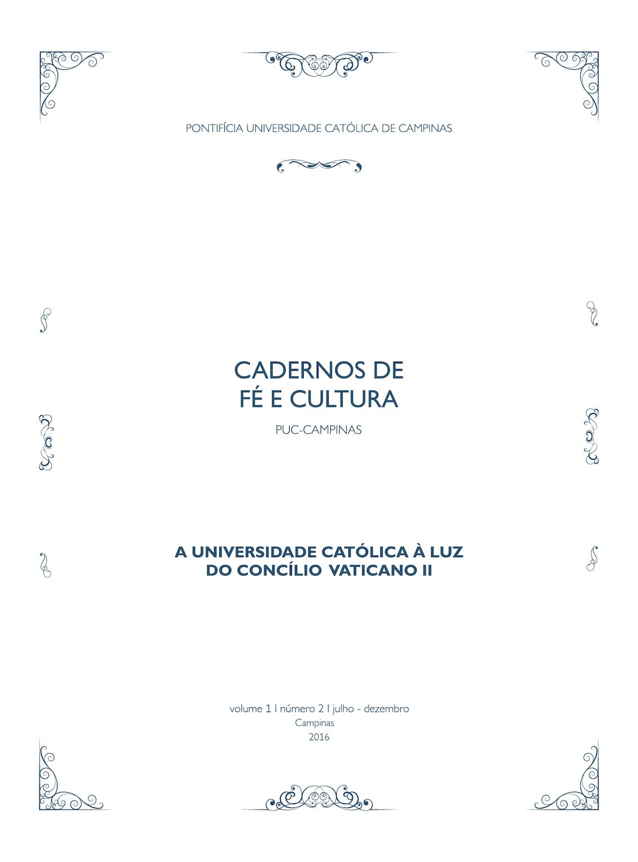 Calaméo Caderno Volume 1 I Número 2 Branco Núcleo De