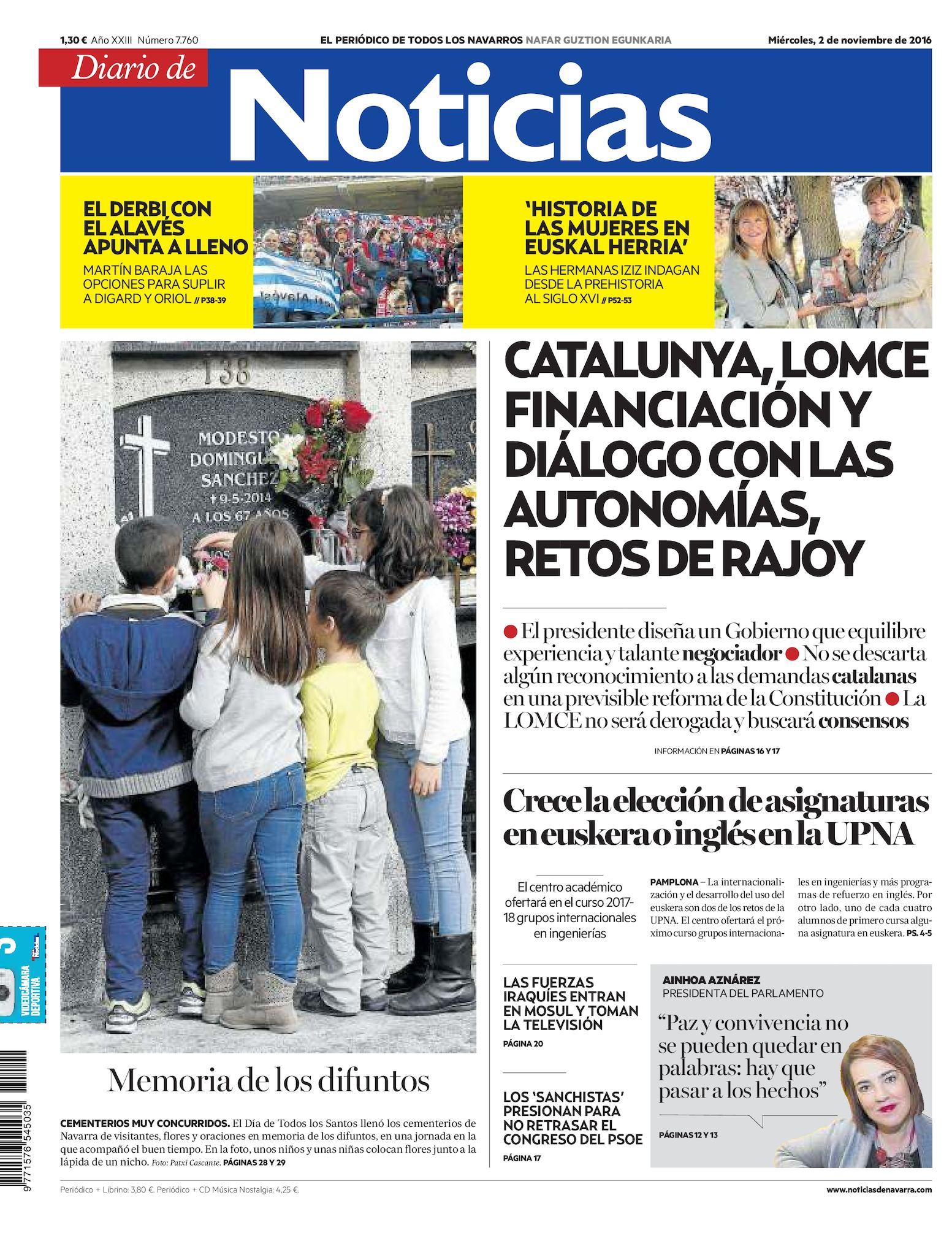 Calaméo - Diario de Noticias 20161102 e393e47de202d