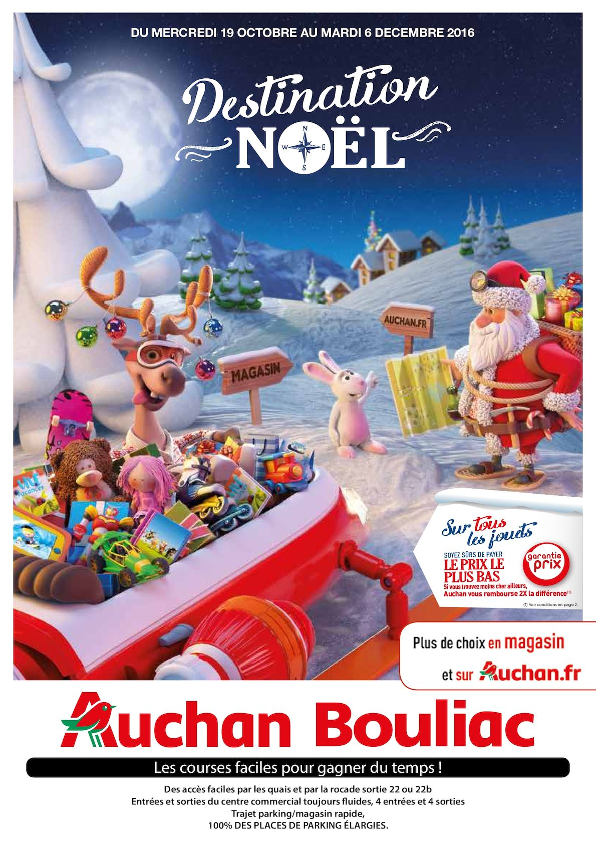 Calaméo Catalogue Jouets Auchan Bouliac 2016
