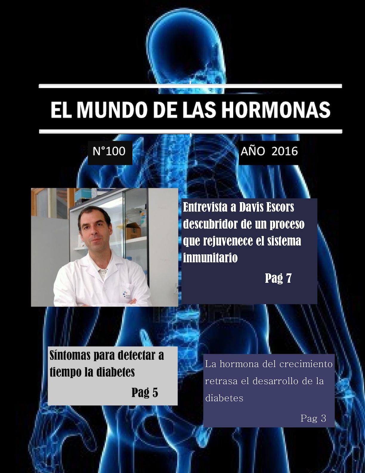 hormona del crecimiento de la diabetes