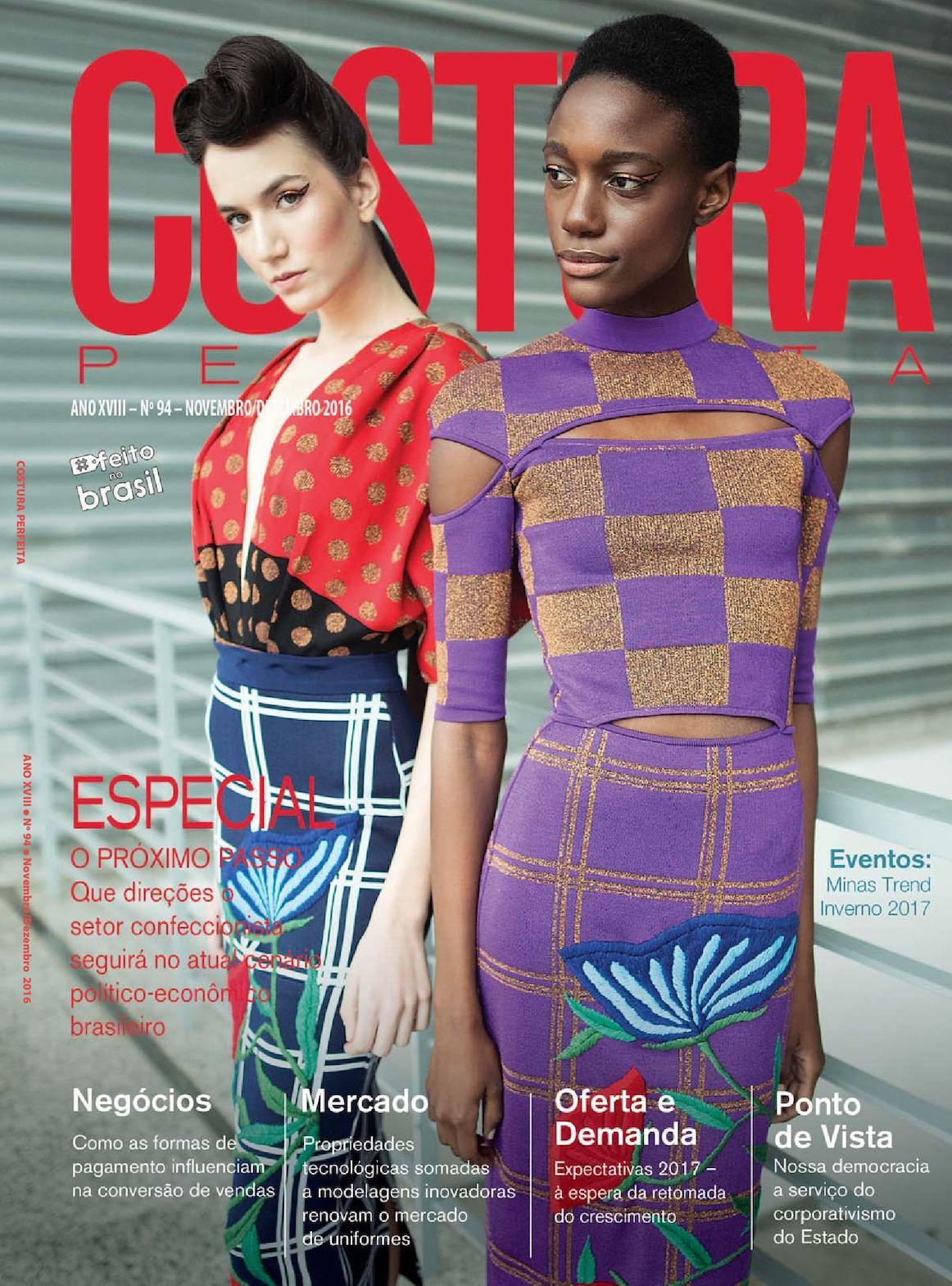 8f4d6b72f Calaméo - Revista Costura Perfeita Edição Ano XVIII - N94 - Novembro -  Dezembro 2016