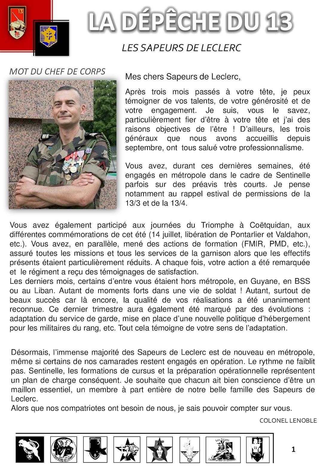 Calameo Depeche Du 13 Novembre 2016