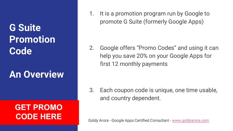 Calaméo - G Suite Promo Code