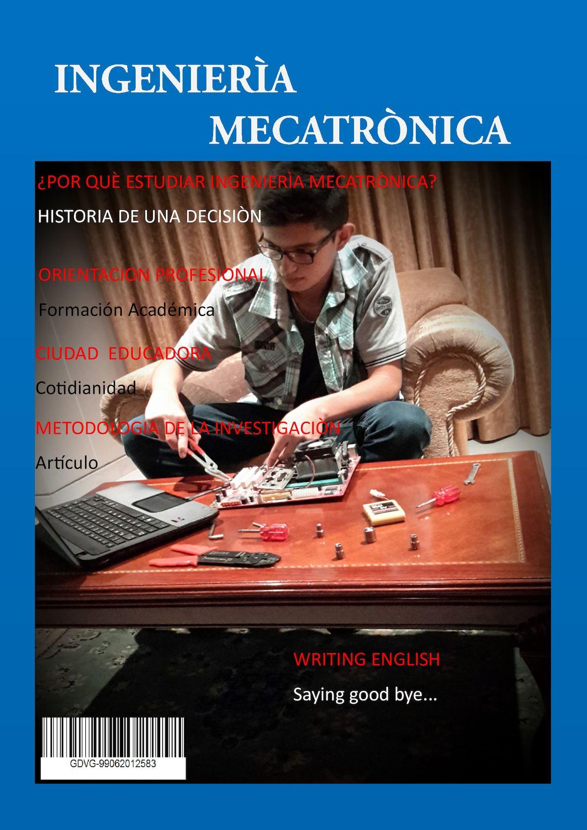 revista mecatronica