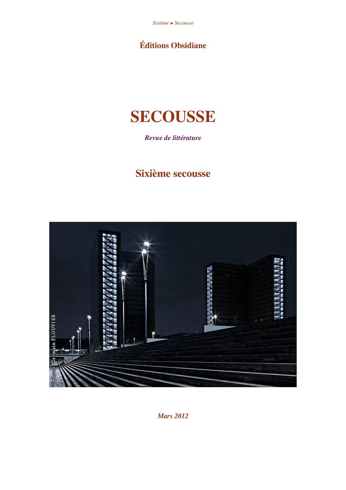 Calaméo - Secousse n°6 (mars 2012) 1580ba37faa