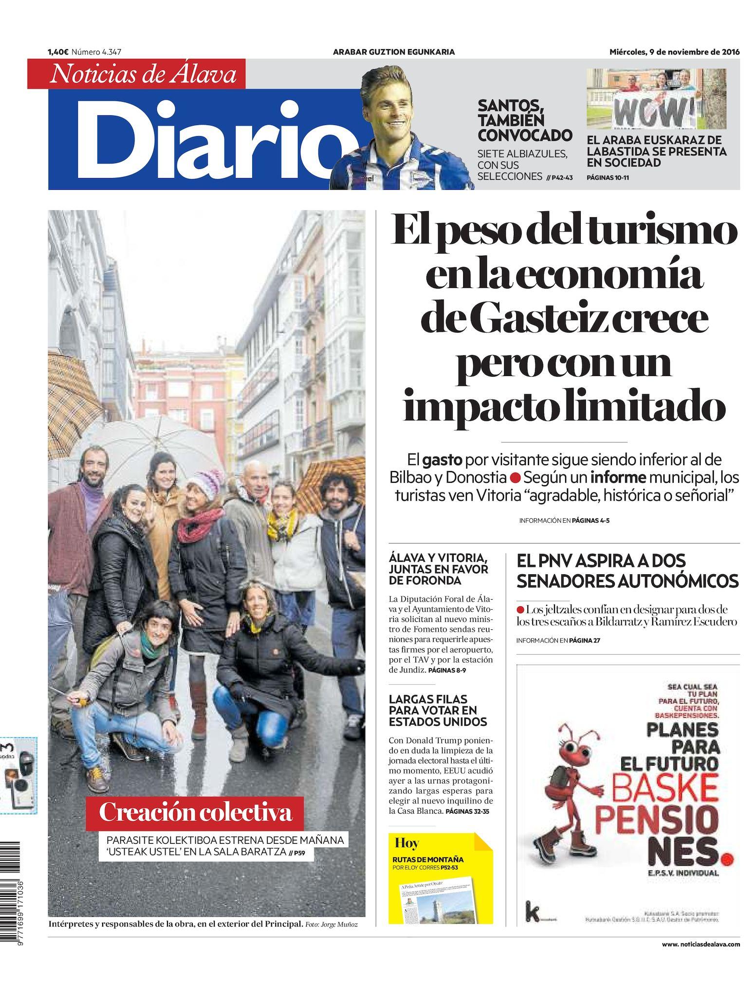 Calaméo Diario de Noticias de Álava 20161109