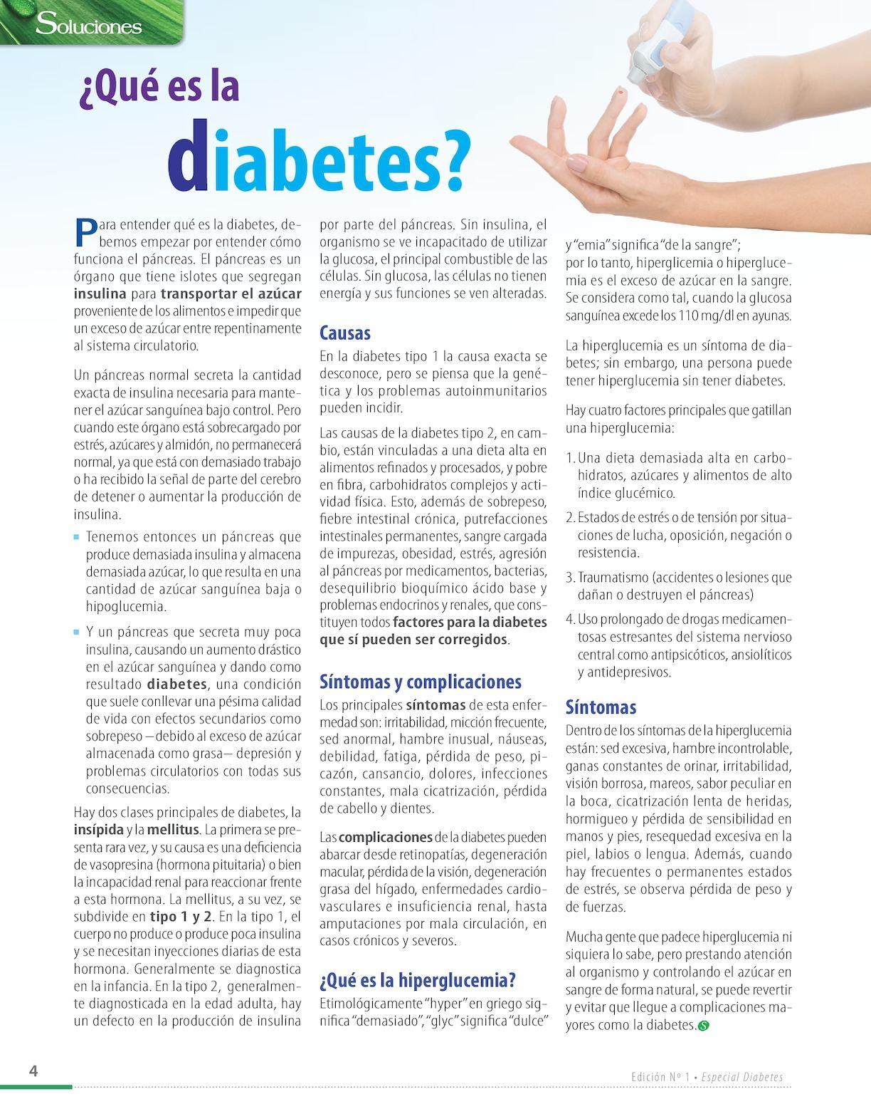 hormigueo diabetes lengua y labios