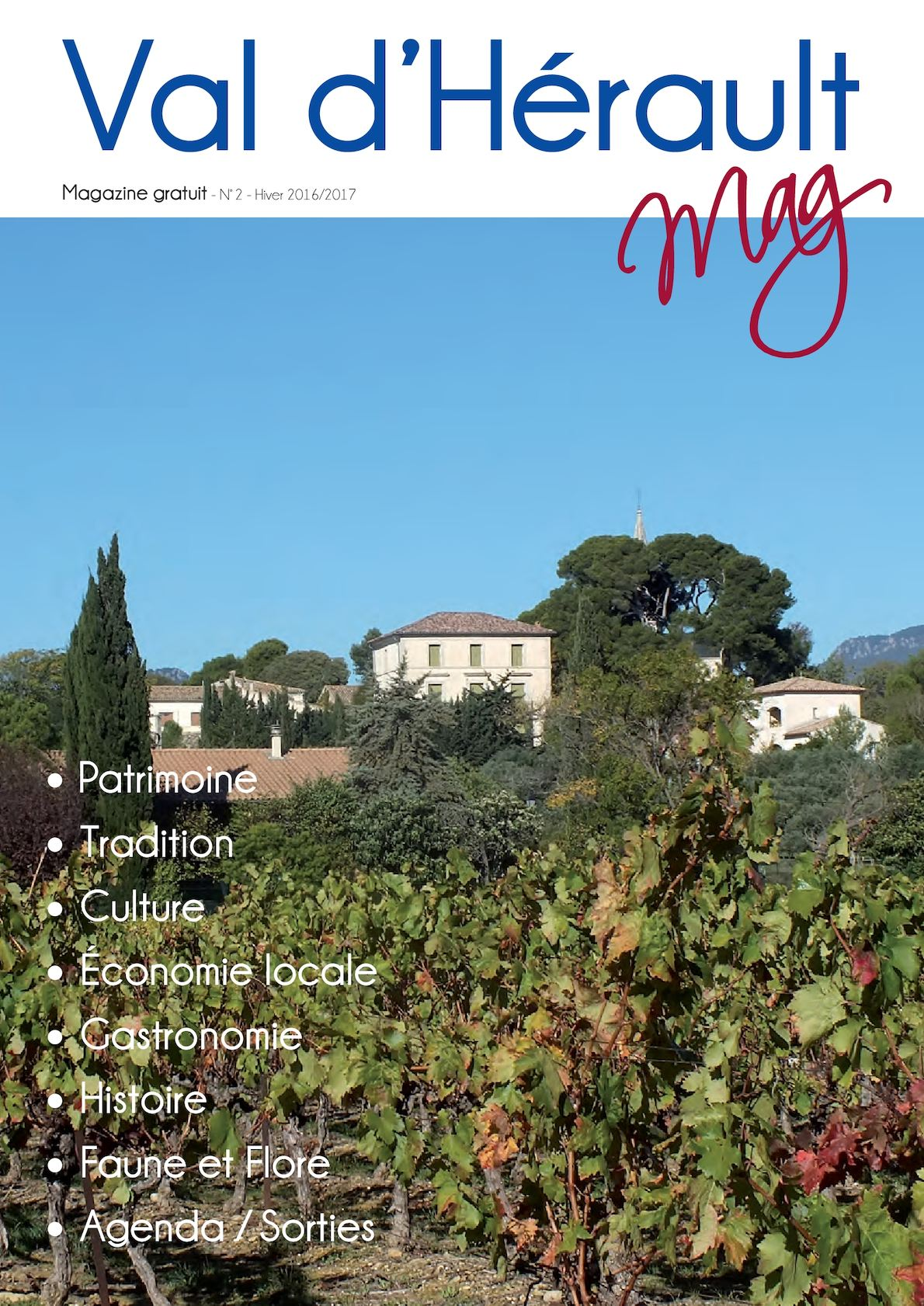 Calaméo - Val D herault Mag Hiver 2016 2017 1697f8a0722