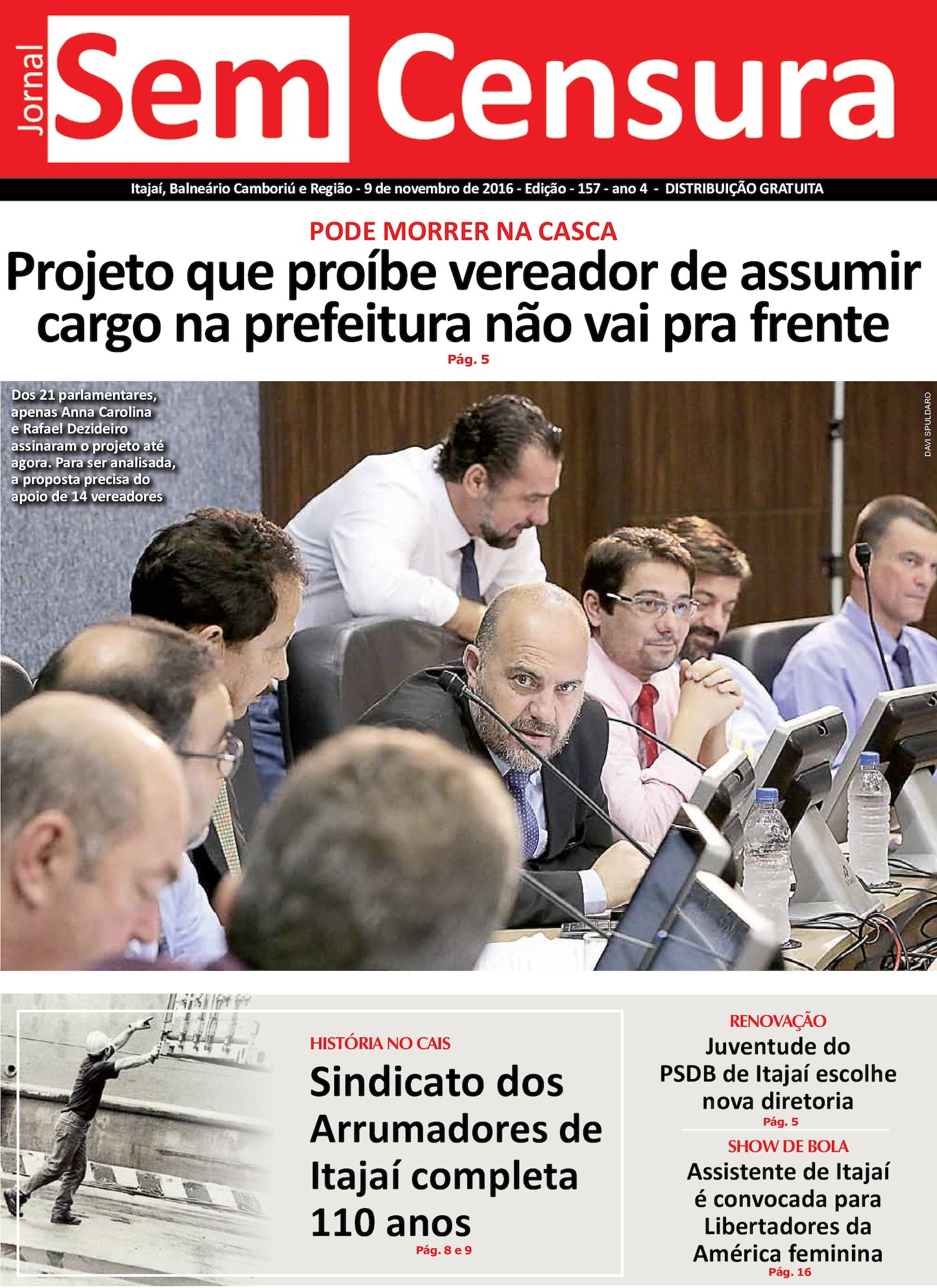 Calaméo - Jornal Sem Censura nº 157 5f7cebbc83b1f
