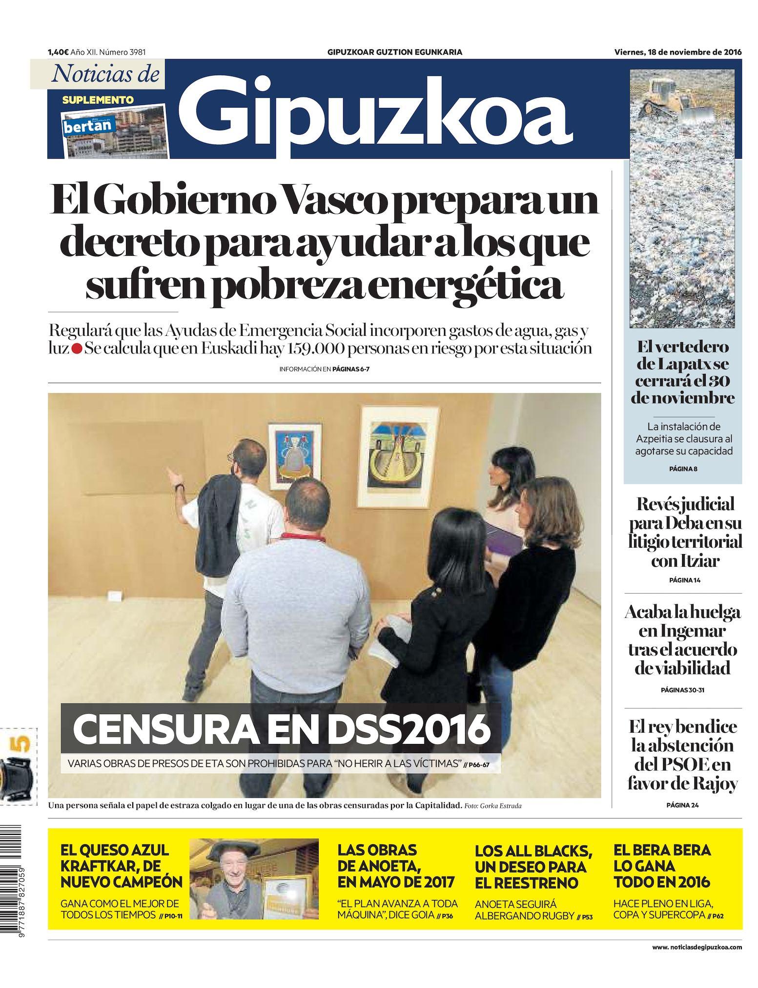 787db515f66e Calaméo - Noticias de Gipuzkoa 20161118