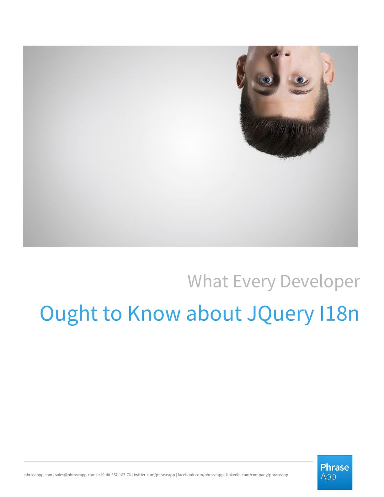 Calaméo - What Every Developer Ought To Know About Jquery I18n