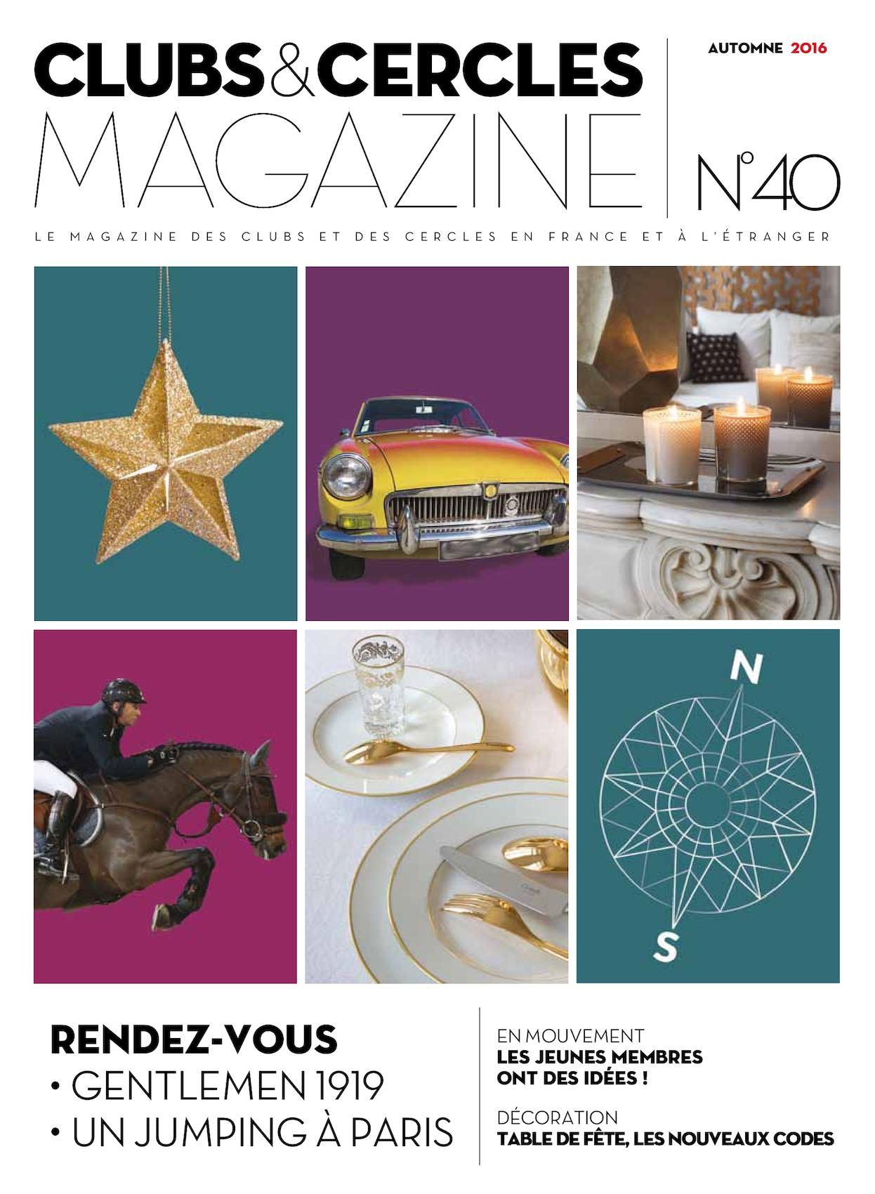 Calaméo - Magazine Clubs cercles 40 43d97dea4a23