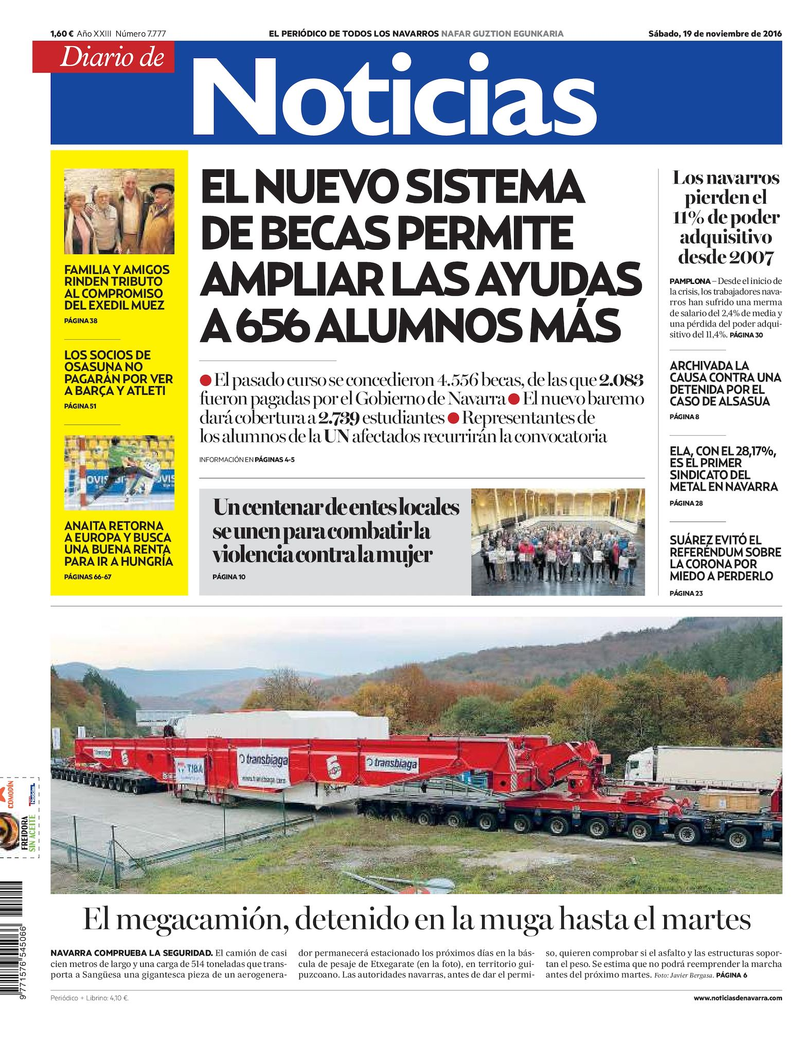 db45f324f95b Calaméo - Diario de Noticias 20161119
