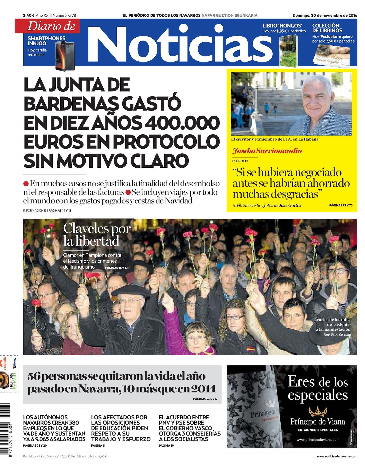 07253e53ca Calaméo - Diario de Noticias 20161120