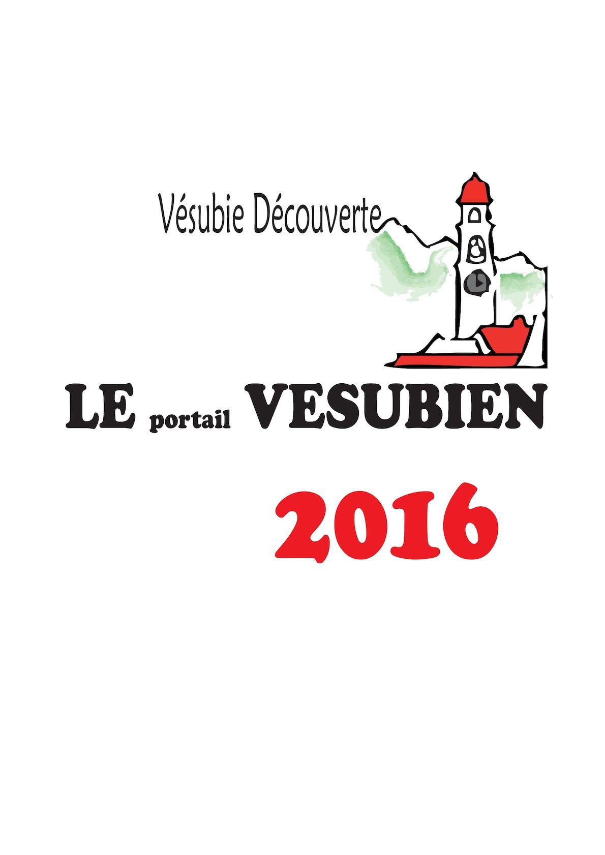 Calaméo 2016 LE Portail VESUBIEN Journal gratuit sur la