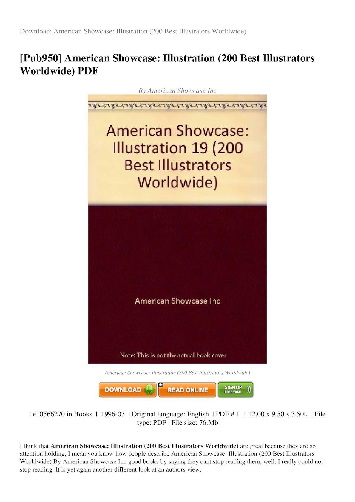 Calaméo - GET HERE AMERICAN SHOWCASE ILLUSTRATION 200 BEST