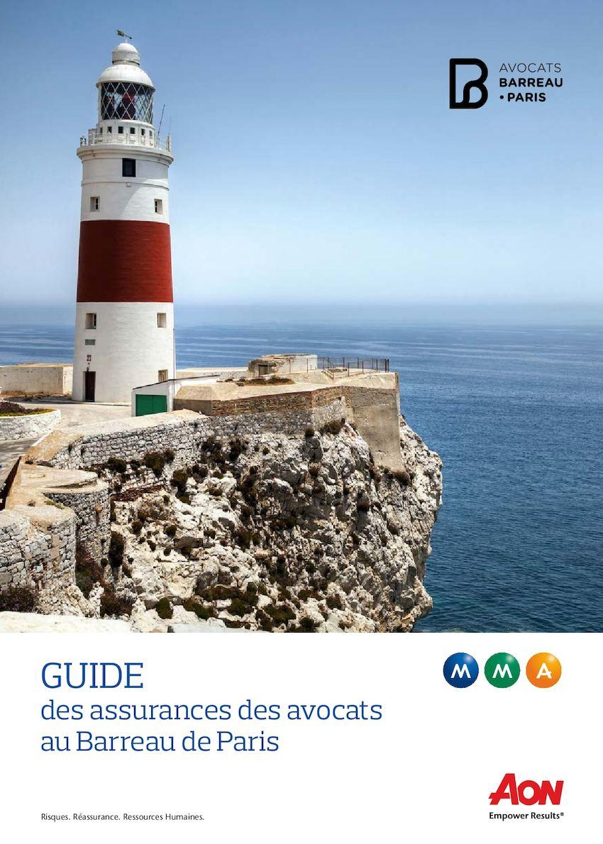 Calaméo - Guide des assurances des avocats au Barreau de Paris