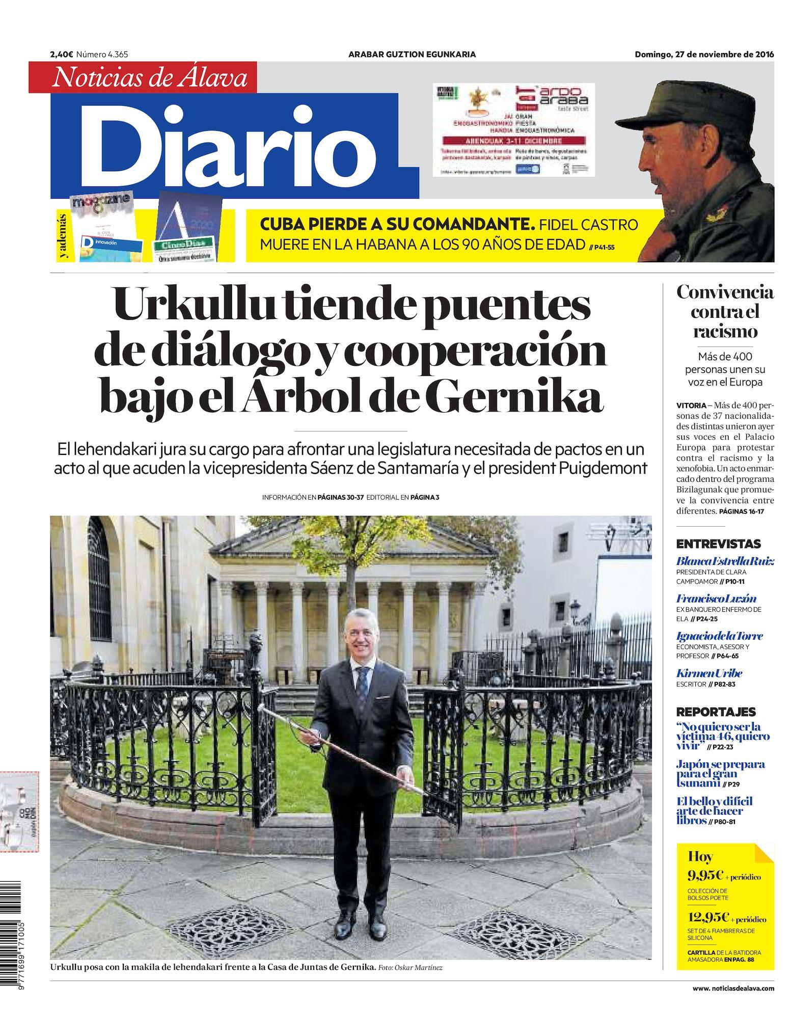Calaméo Diario de Noticias de Álava 20161127