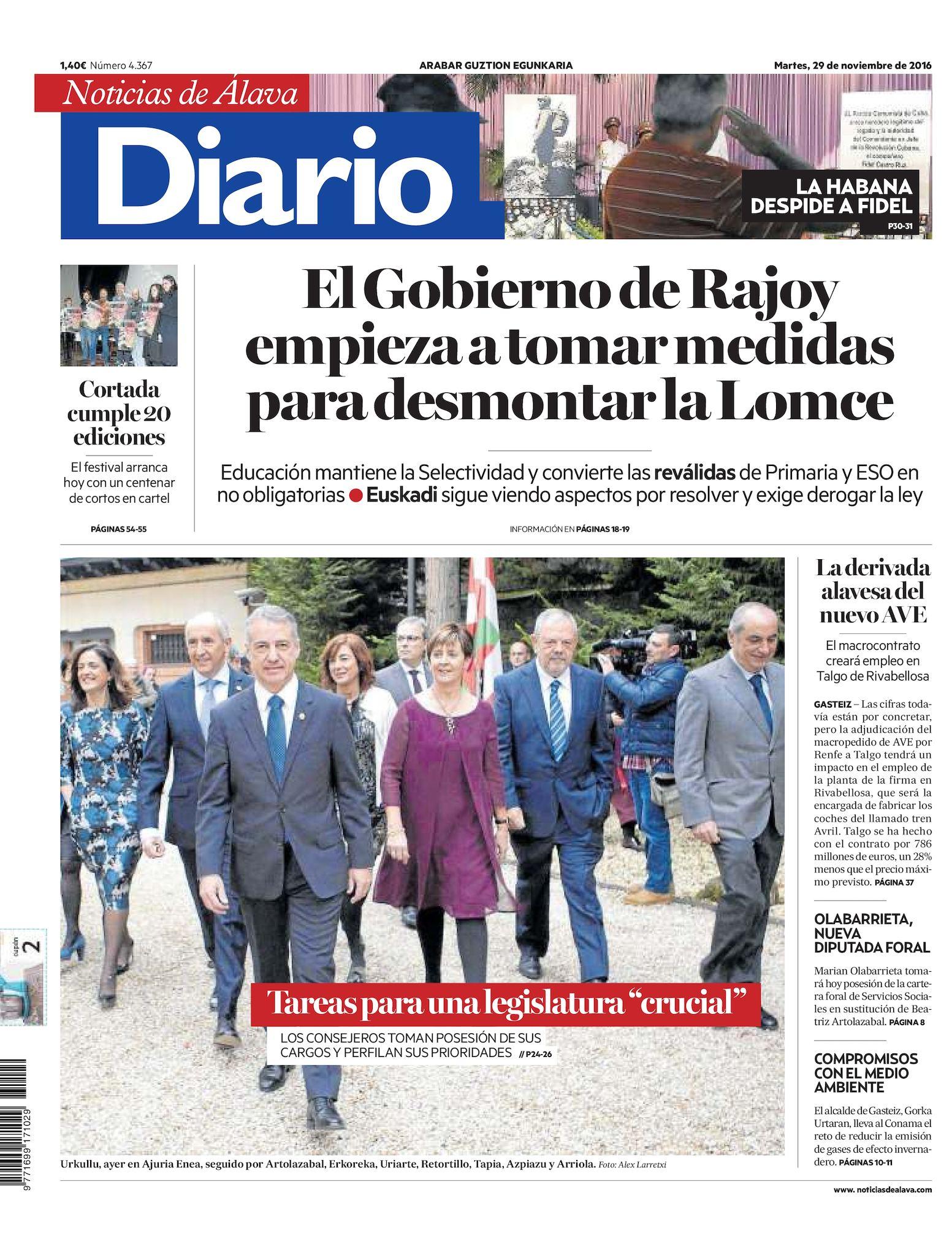 pretty nice dcace d43c2 Calaméo - Diario de Noticias de Álava 20161129