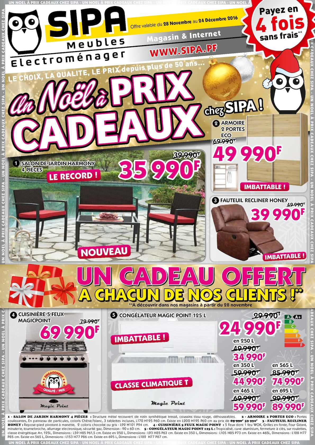 Calaméo - Depliant Papeete Version Web Un Noel A Prix Cadeaux Chez ...