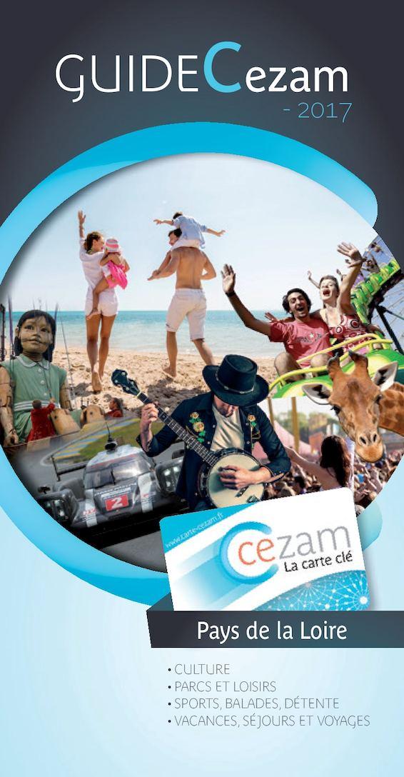 Carte Cezam Cholet.Calameo Br Guide Cezam 2017 Flipbook 49 Cholet
