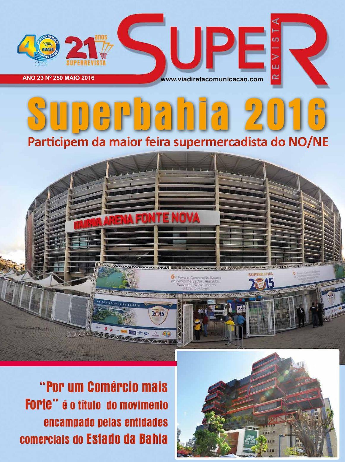 ad5b931dd1f3 Abase - Super Revista - Maio 2016 - CALAMEO Downloader