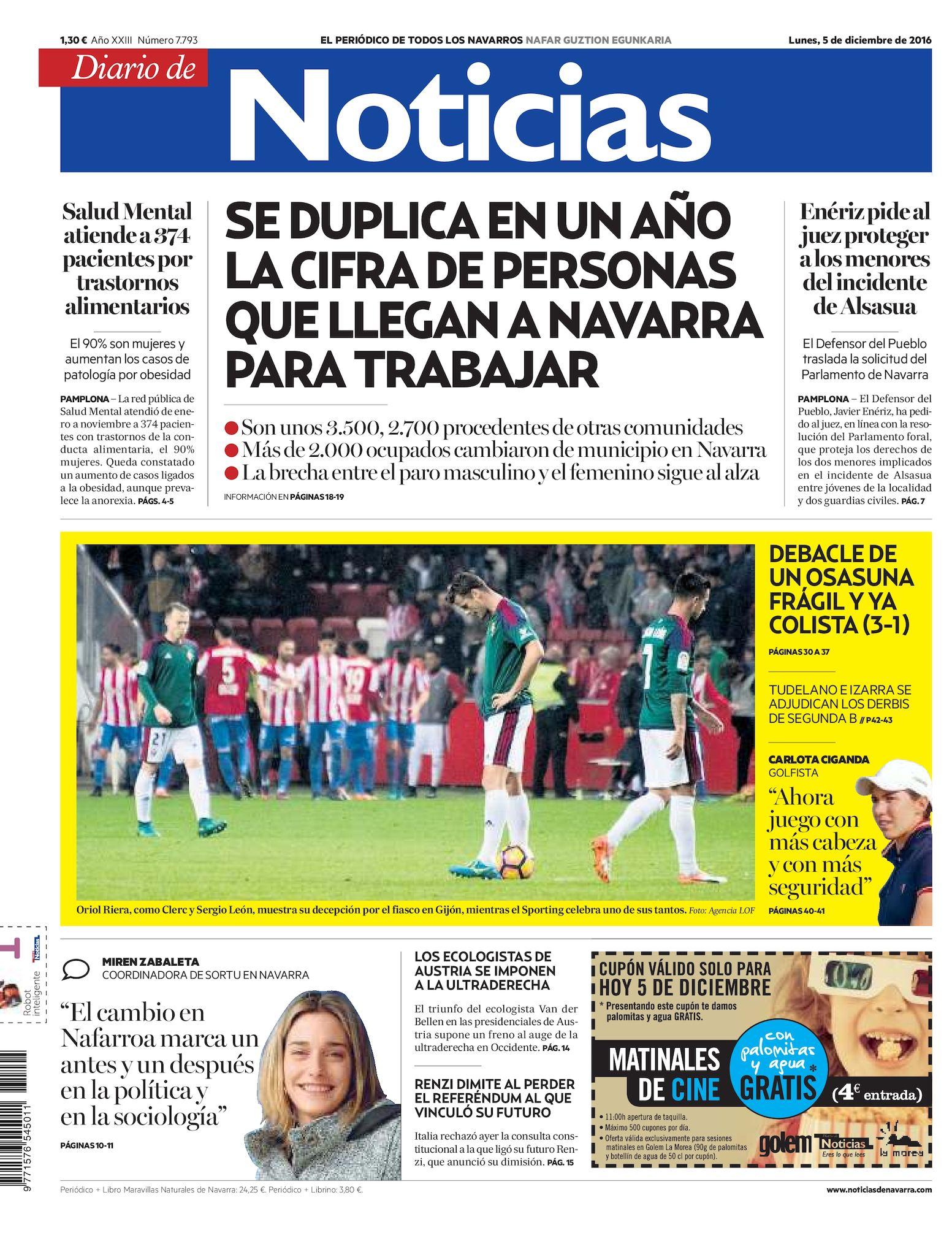 Noticias Calaméo De 20161205 Diario zpGqUMSV