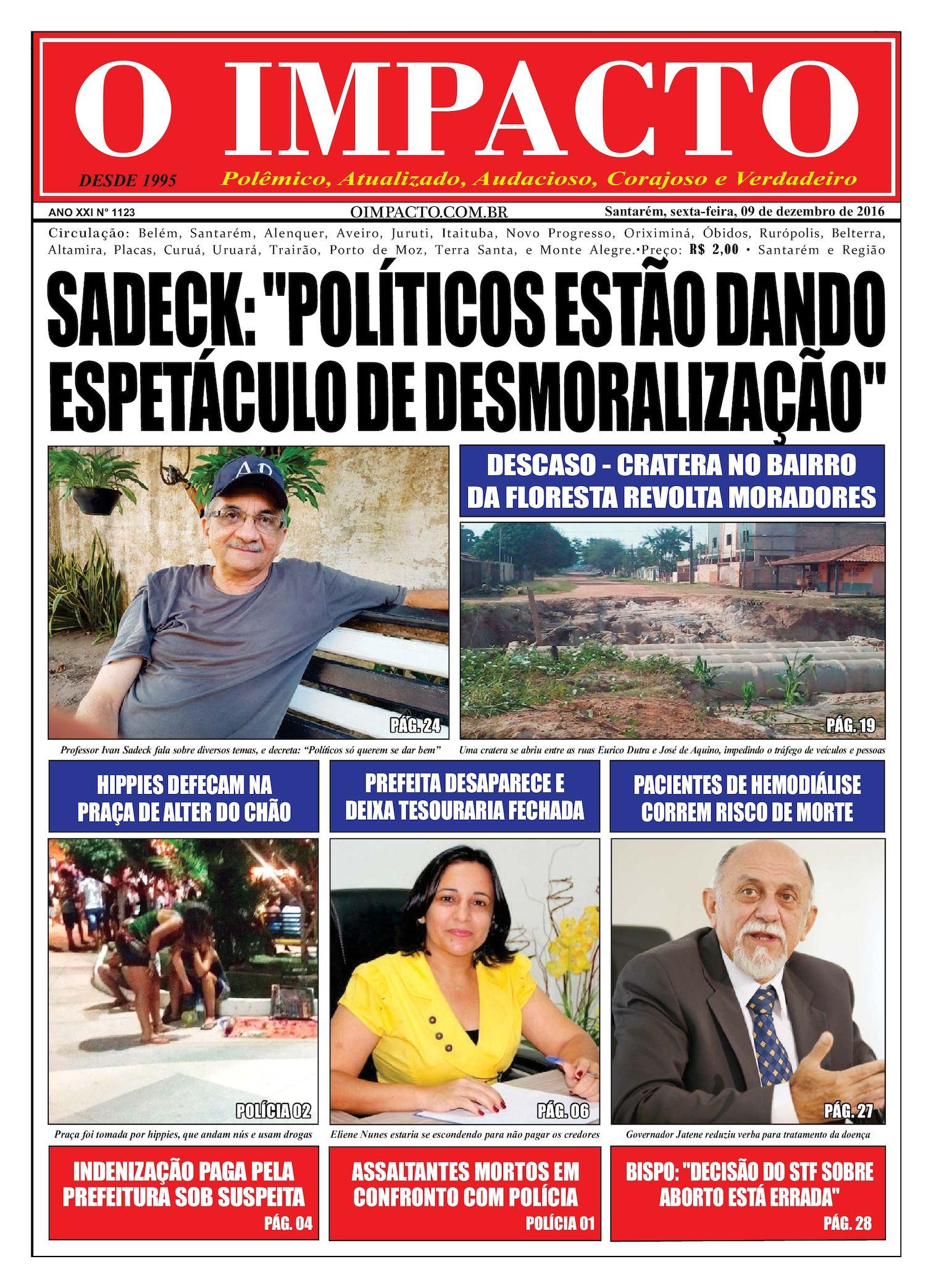 Calaméo - Jornal O Impacto Ed. 1123 76e096c20ed9e