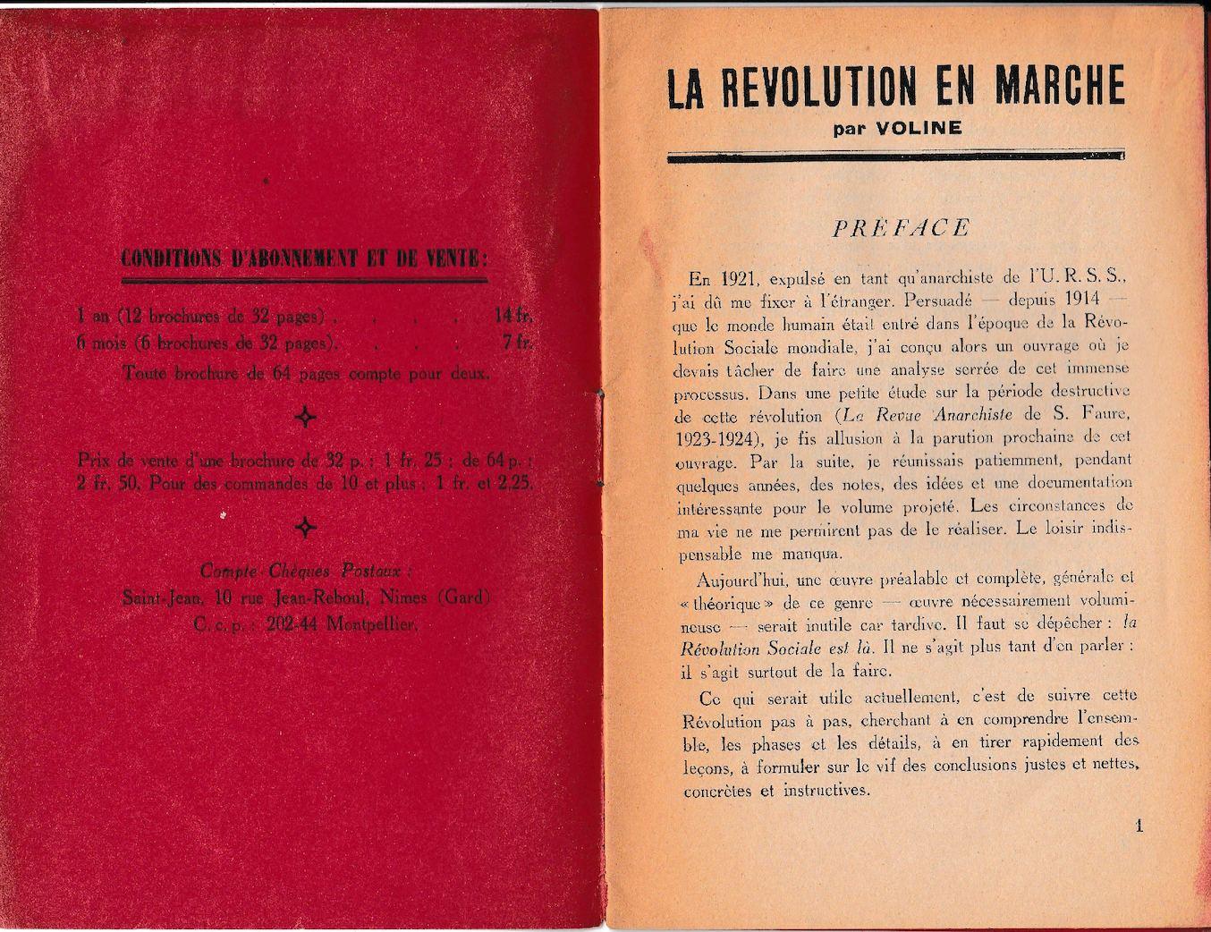 Calameo La Revolution En Marche Par Voline