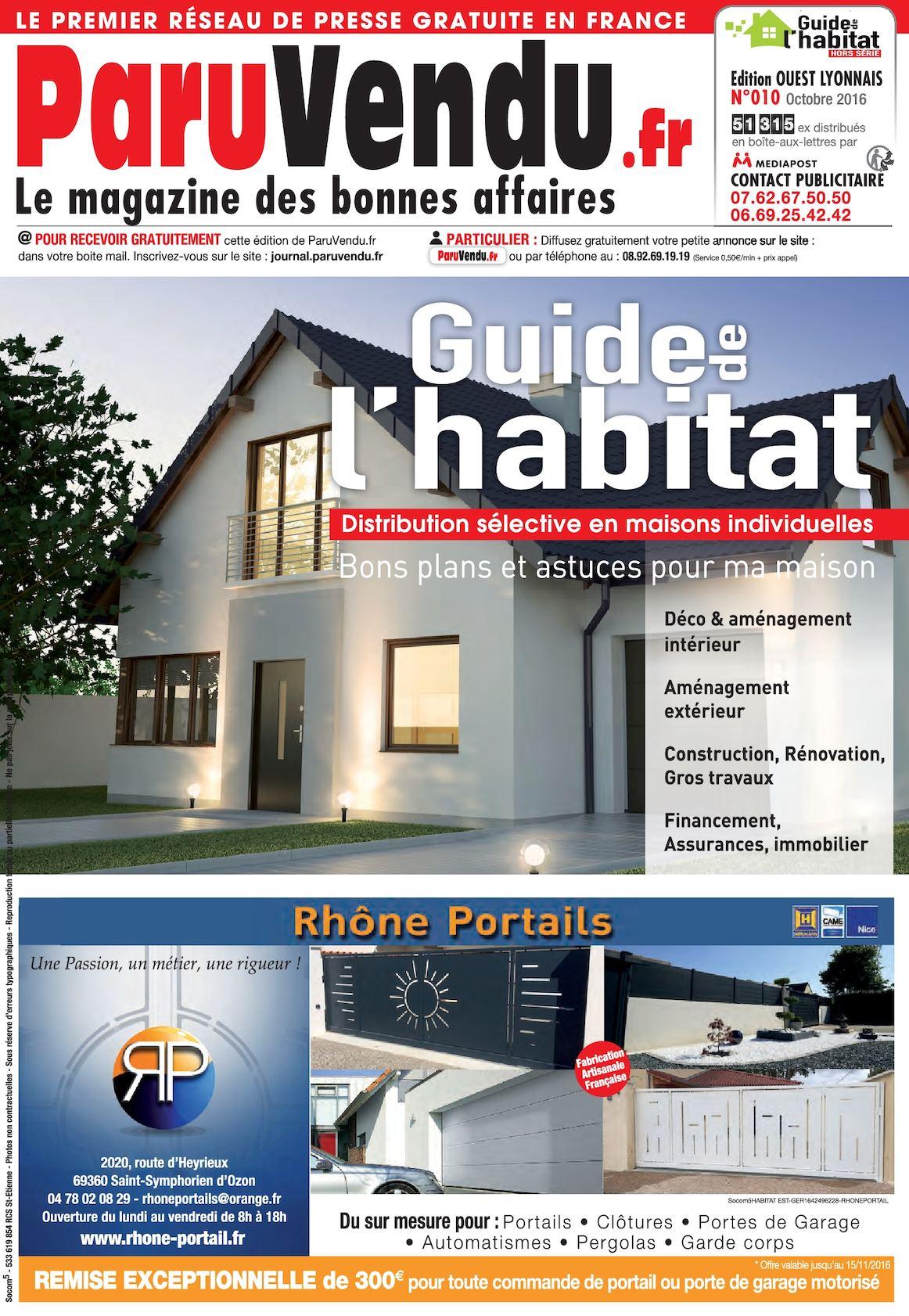 Maison Du Nord Magazine calaméo - paruvendu.fr nord-ouest-lyonnais n°58