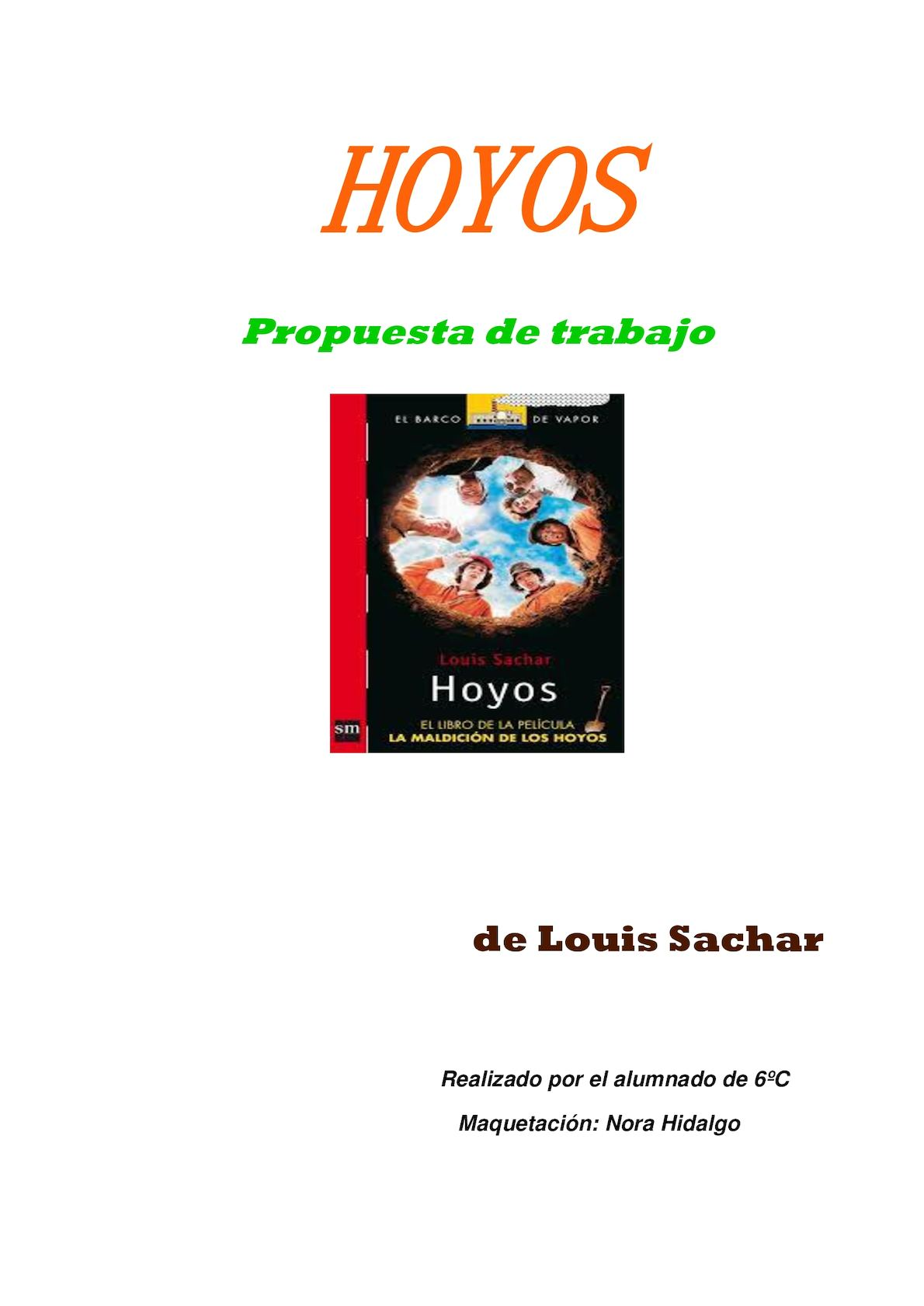 Hoyos De Louis Sachar Calameo Downloader