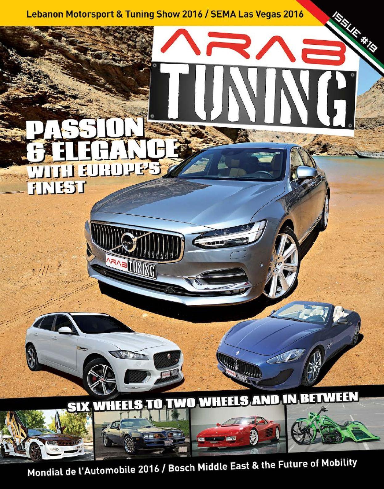 Calaméo - Arab Tuning Issue Magazine #19 UAE Edition