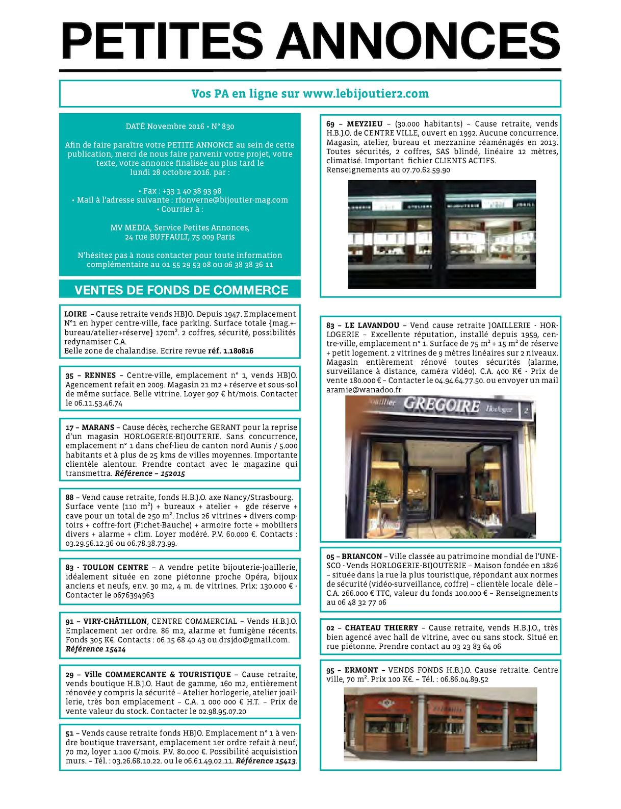 Maison Du Nord Magazine le bijoutier international magazine - calameo downloader