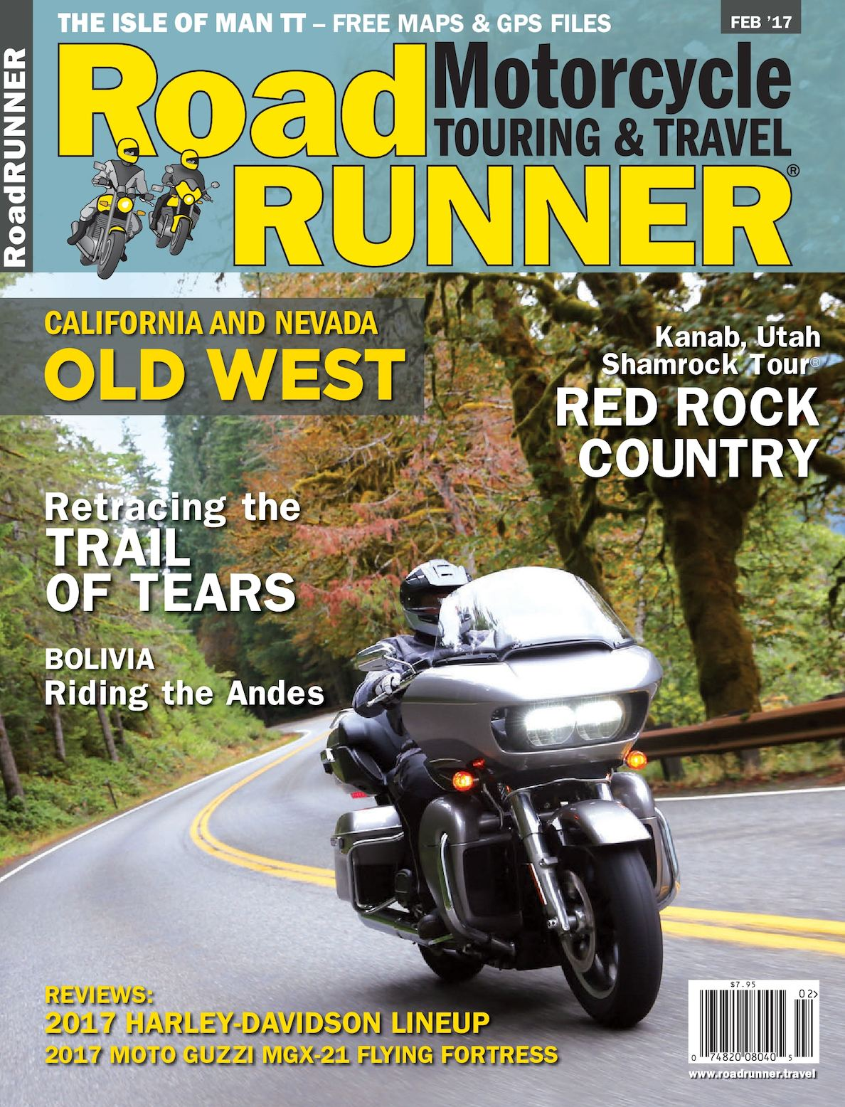 c0c908480a Calaméo - RoadRUNNER Magazine January February 2017 Preview
