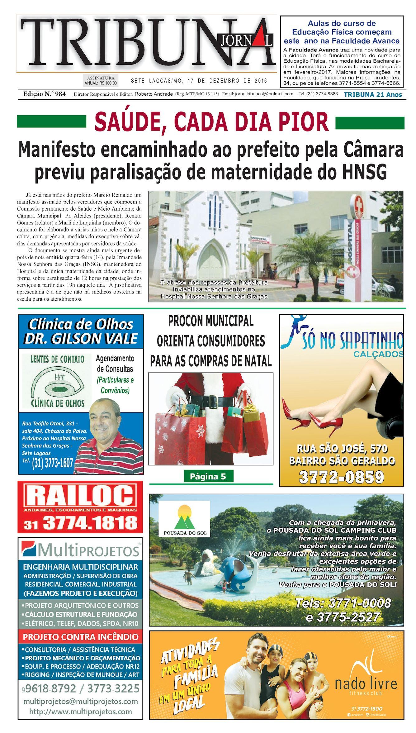 db707ccbc Calaméo - Jornal 984