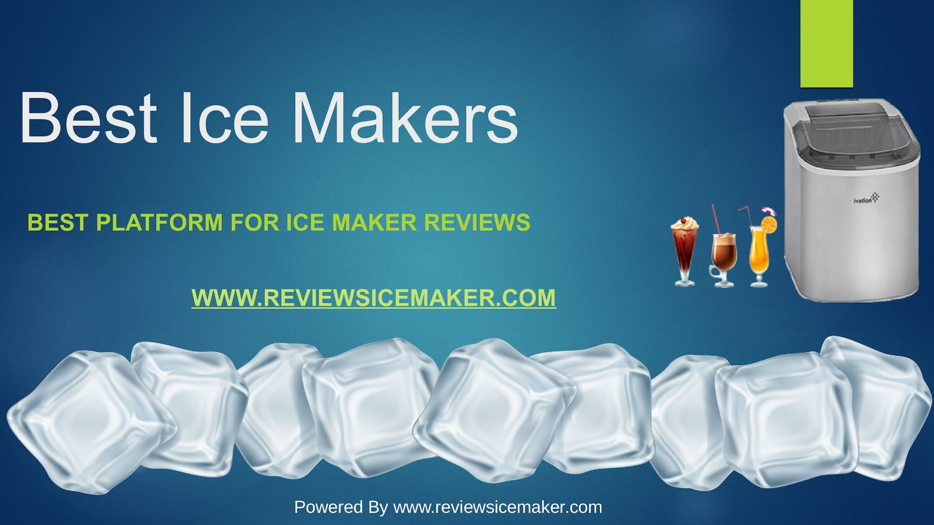 Calameo Best Portable Ice Maker