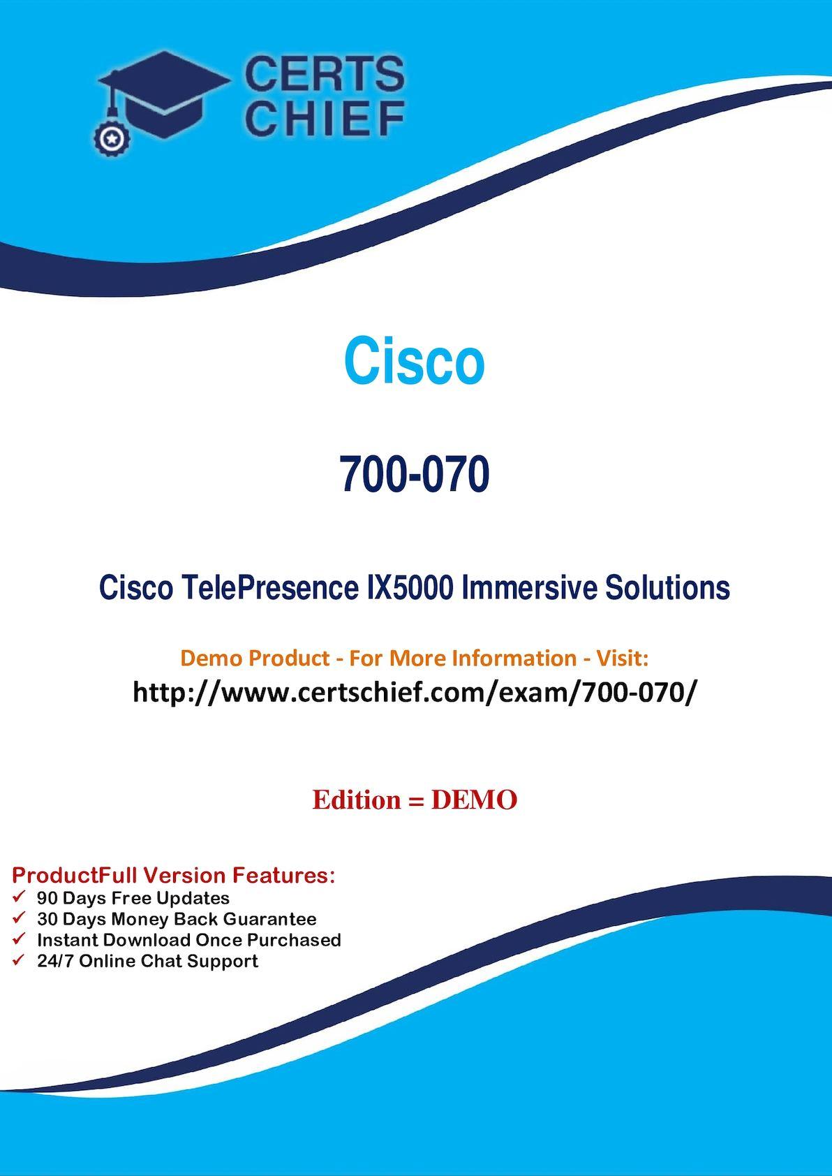 Calaméo - 700 070 Certification Practice Test