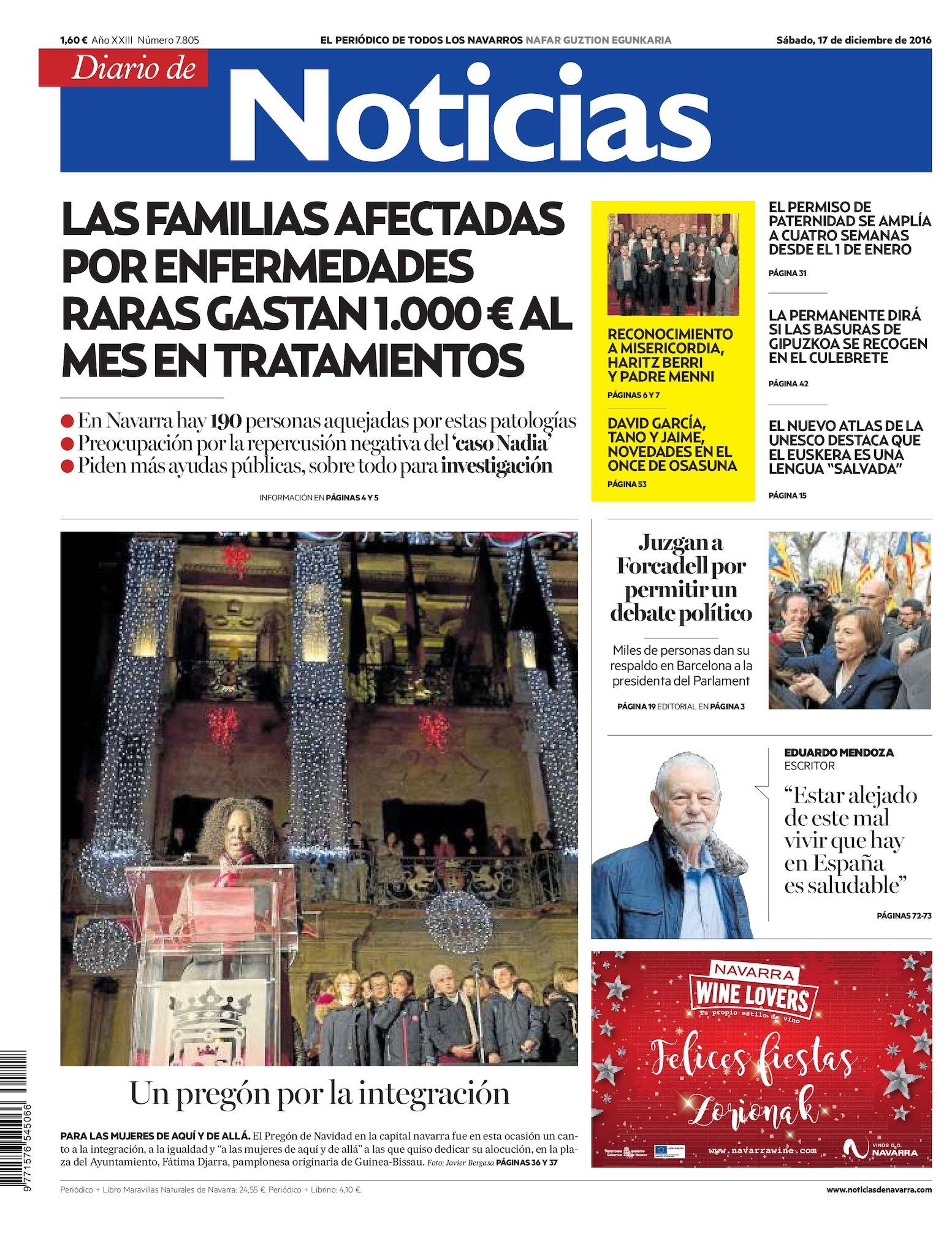 hot sale online f71dc 62957 Calaméo - Diario de Noticias 20161217